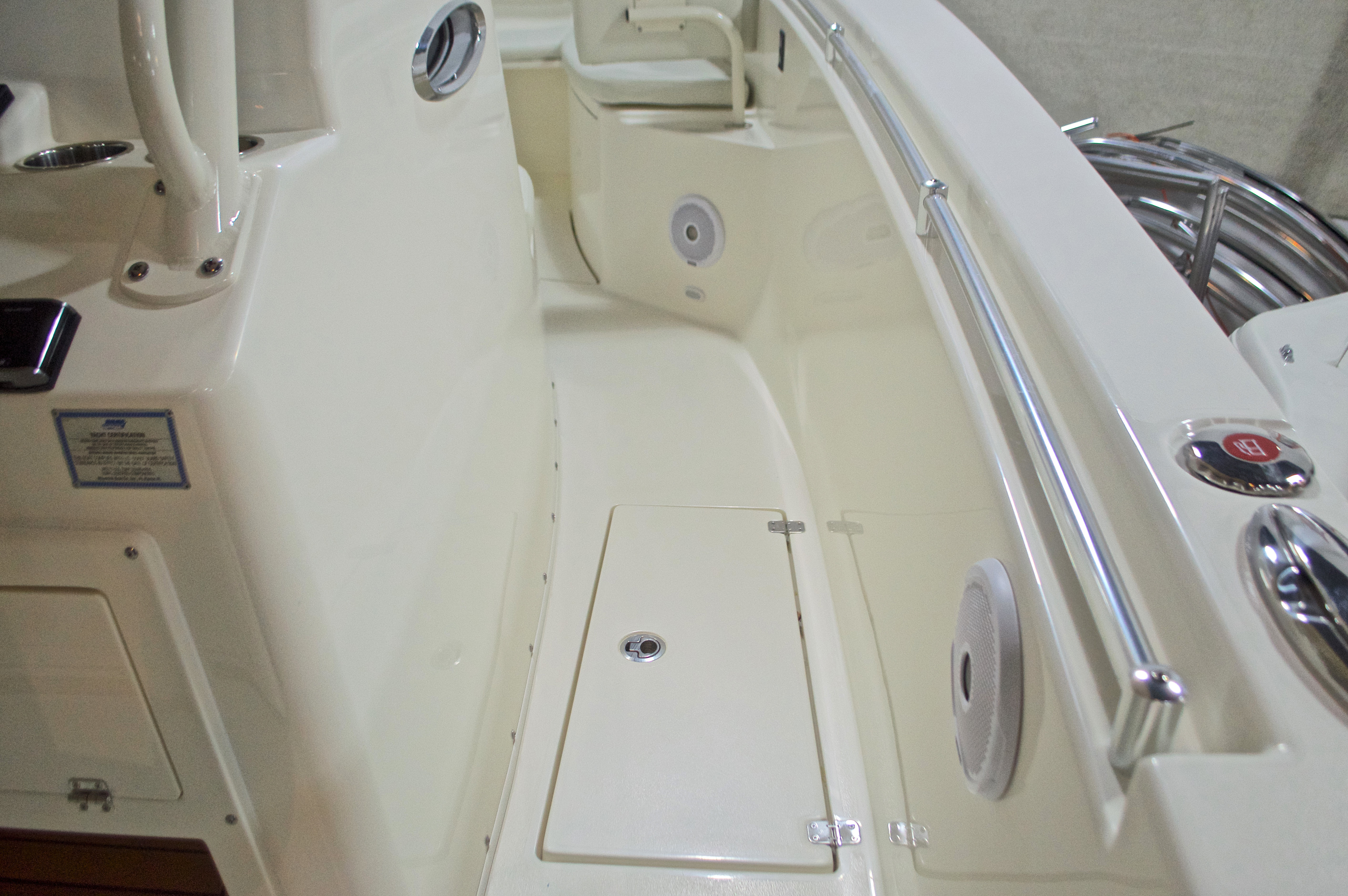 Thumbnail 44 for New 2017 Cobia 296 Center Console boat for sale in West Palm Beach, FL