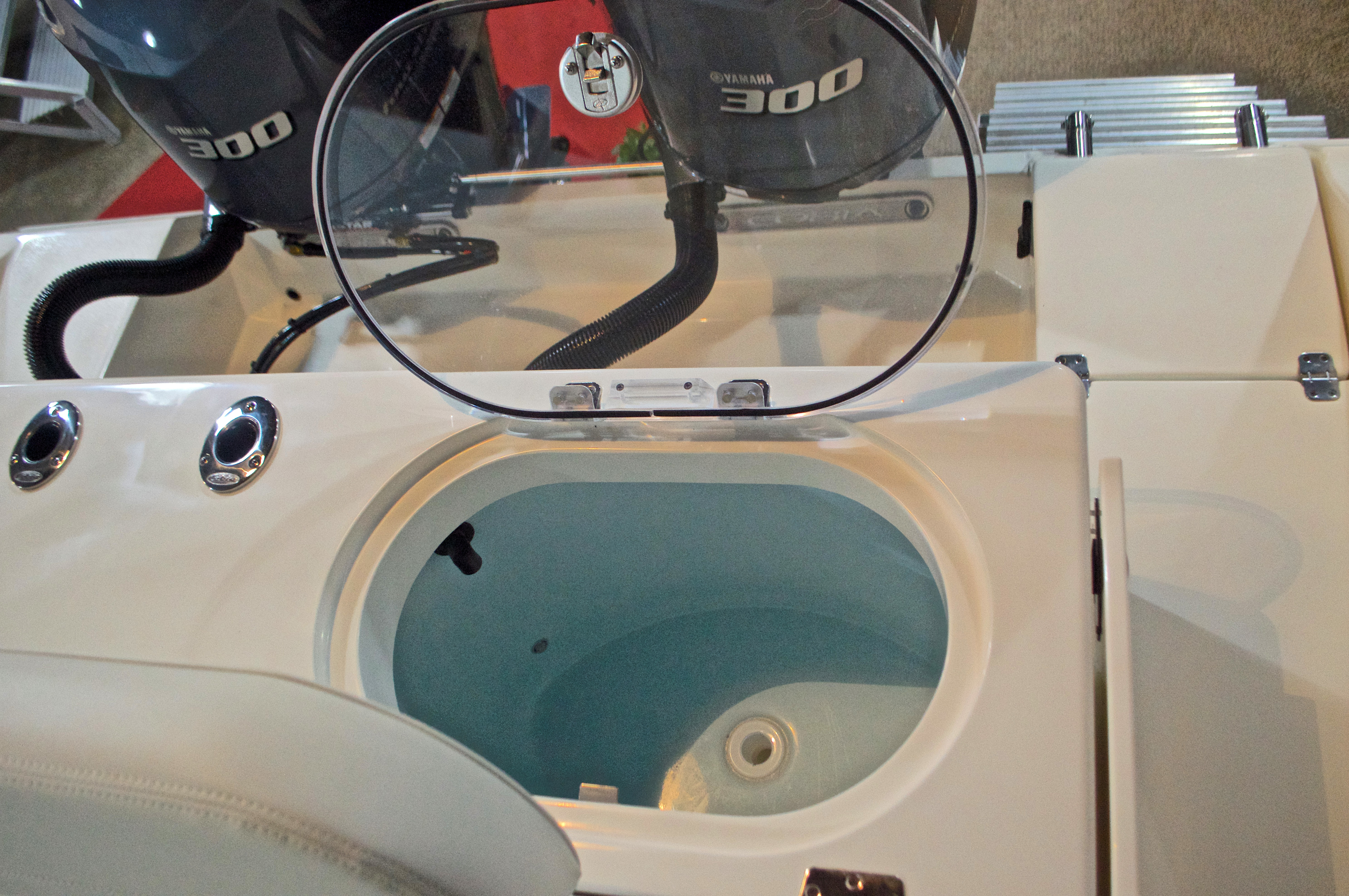 Thumbnail 16 for New 2017 Cobia 296 Center Console boat for sale in West Palm Beach, FL