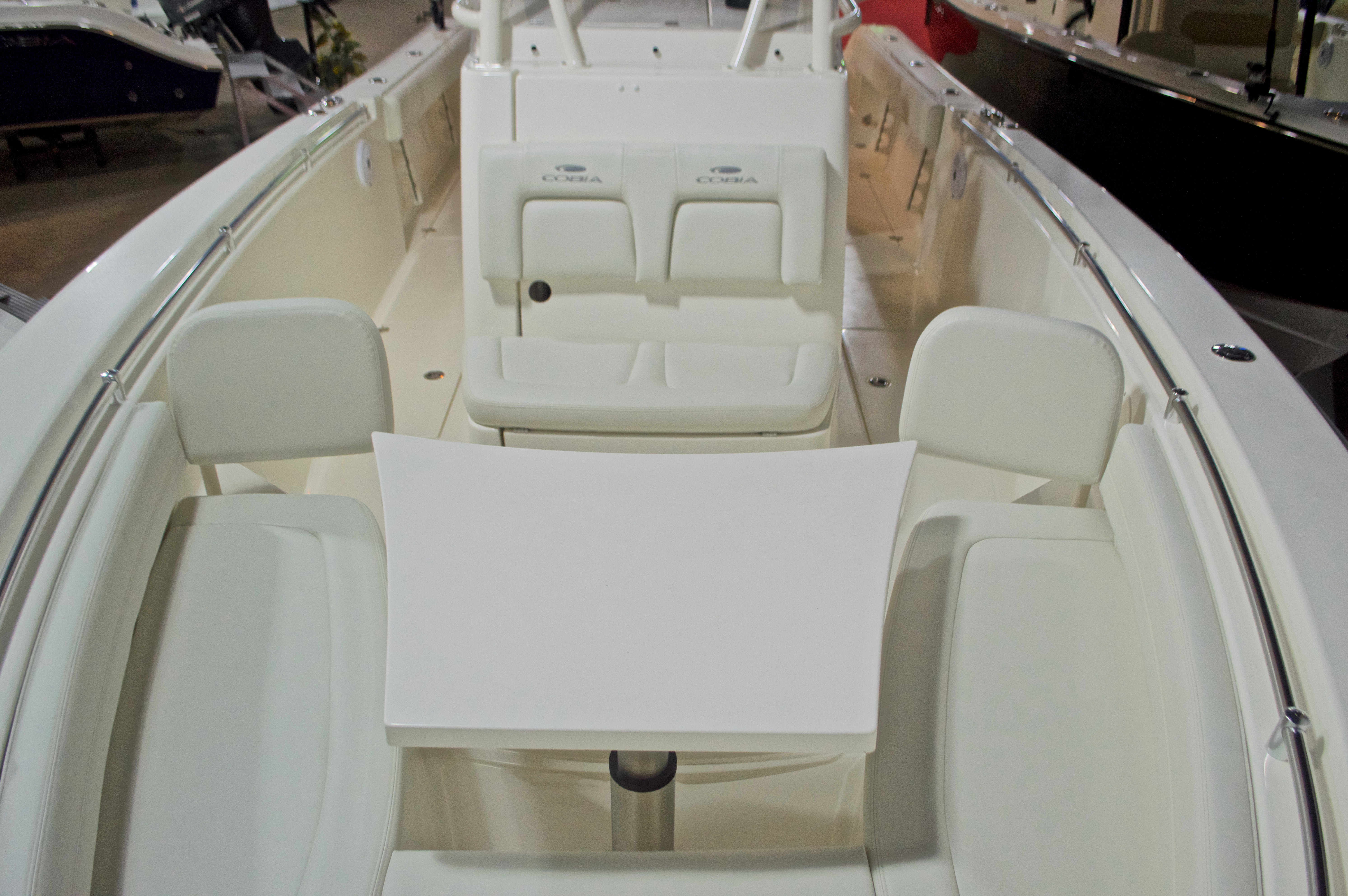 Thumbnail 53 for New 2017 Cobia 296 Center Console boat for sale in West Palm Beach, FL