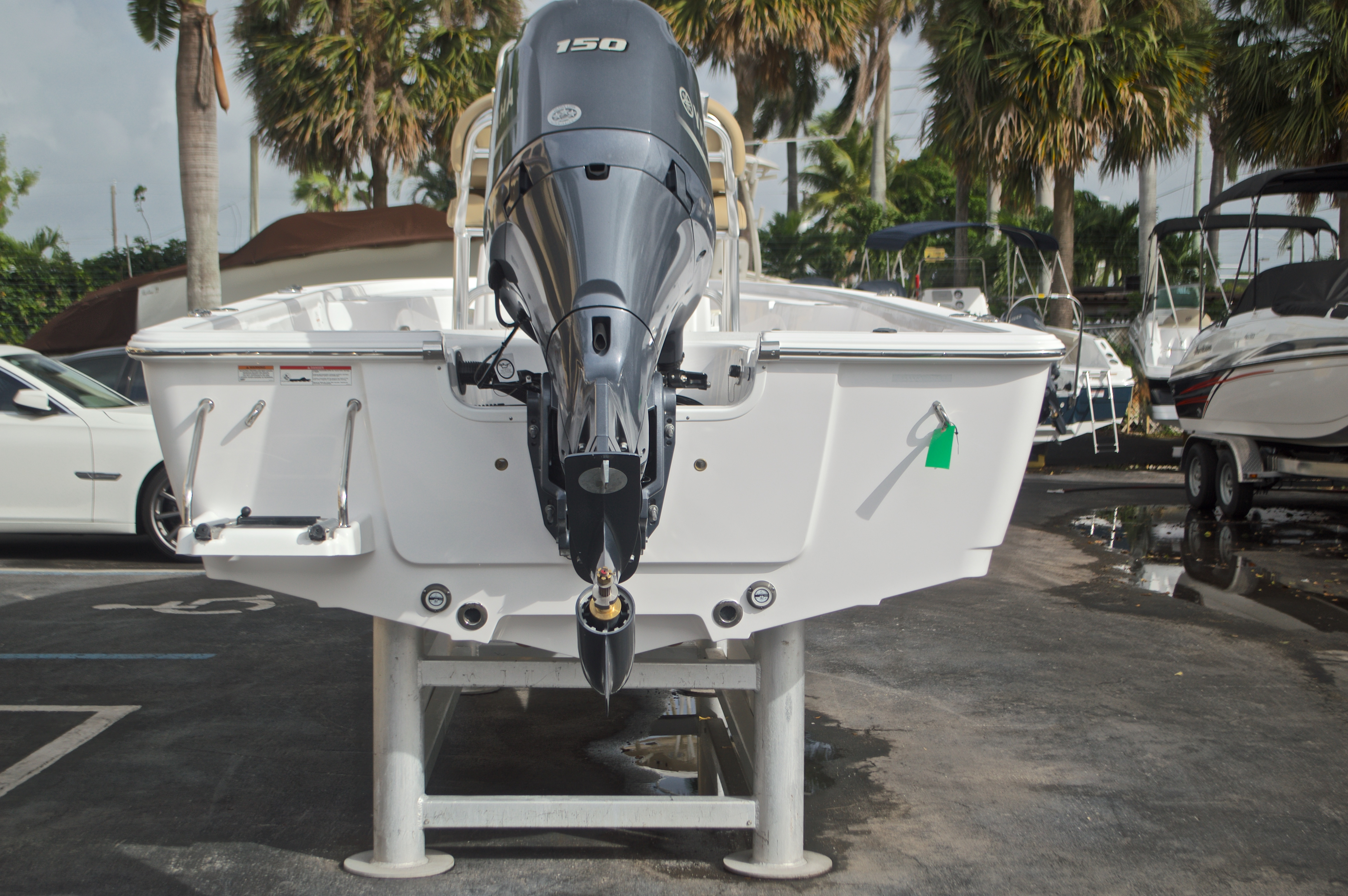 Thumbnail 7 for New 2017 Sportsman Masters 207 Bay Boat boat for sale in Vero Beach, FL