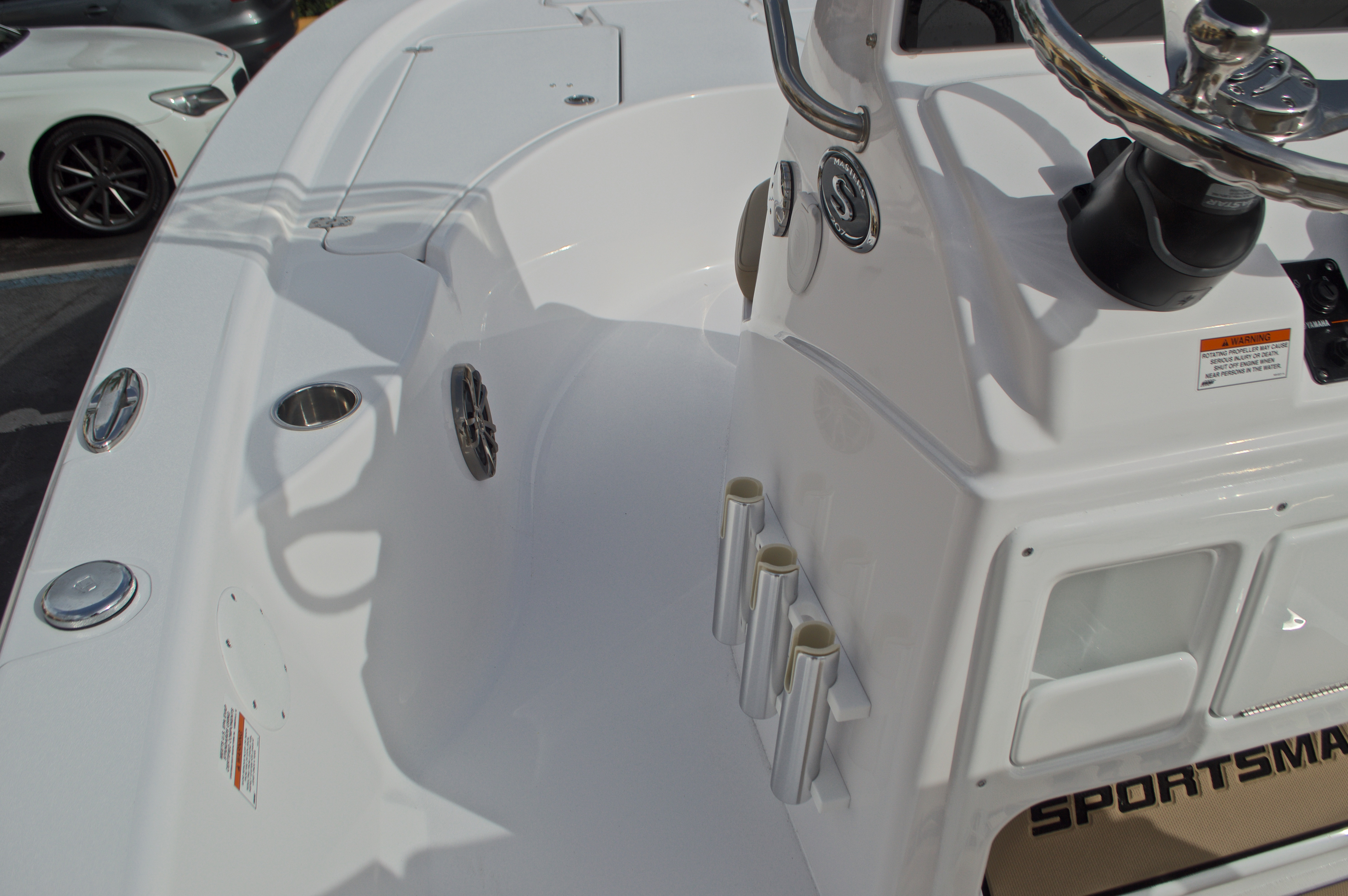 Thumbnail 33 for New 2017 Sportsman Masters 207 Bay Boat boat for sale in Vero Beach, FL