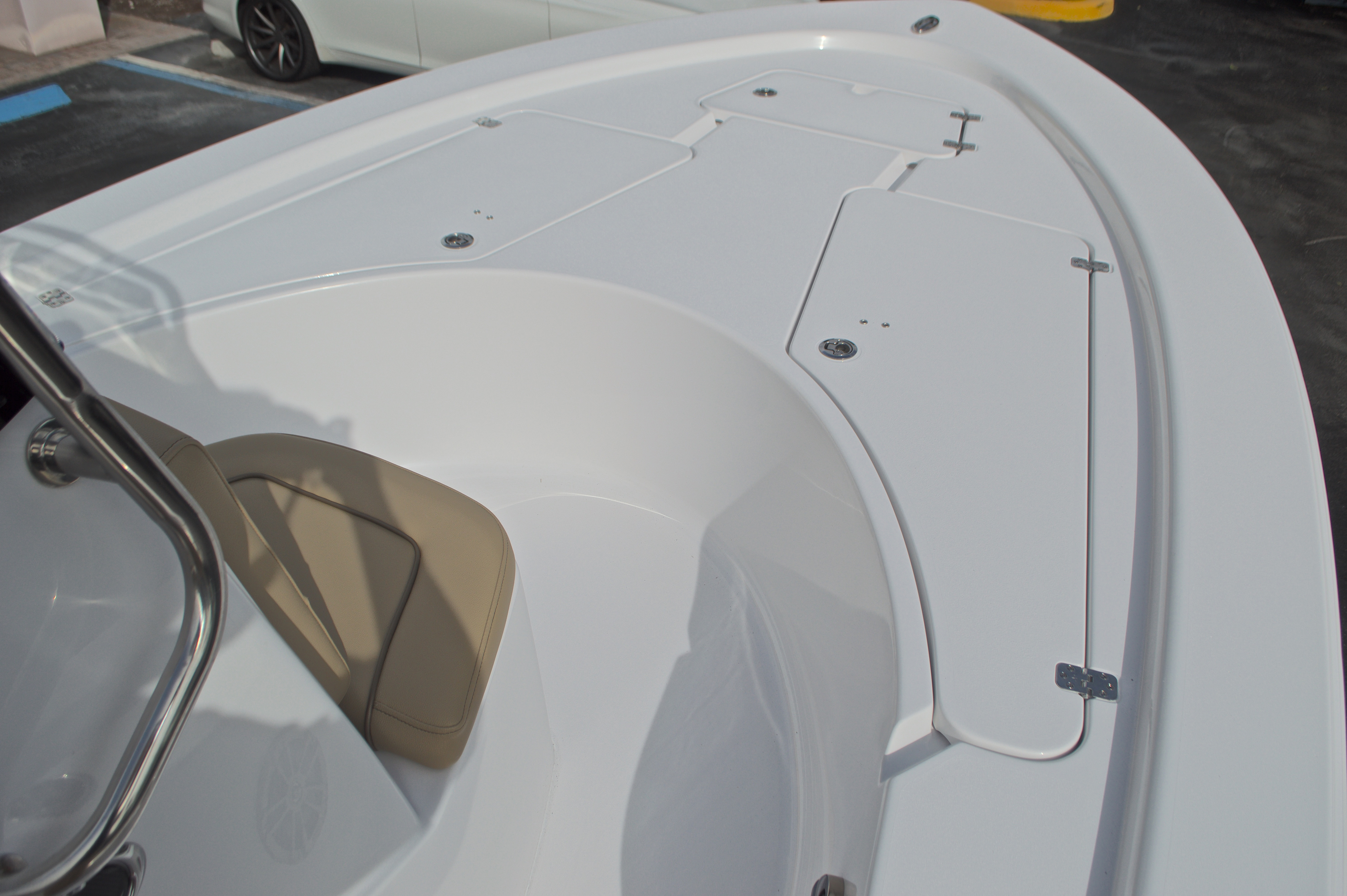 Thumbnail 35 for New 2017 Sportsman Masters 207 Bay Boat boat for sale in Vero Beach, FL