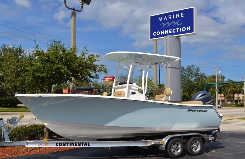 New 2017 Sportsman Heritage 211 Center Console boat for sale in Miami, FL