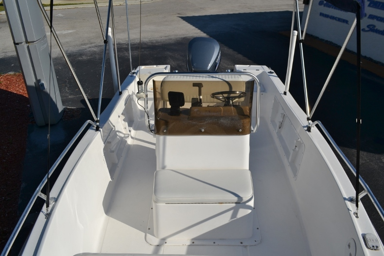 Thumbnail 13 for Used 2002 Angler 18 Center Console boat for sale in Vero Beach, FL