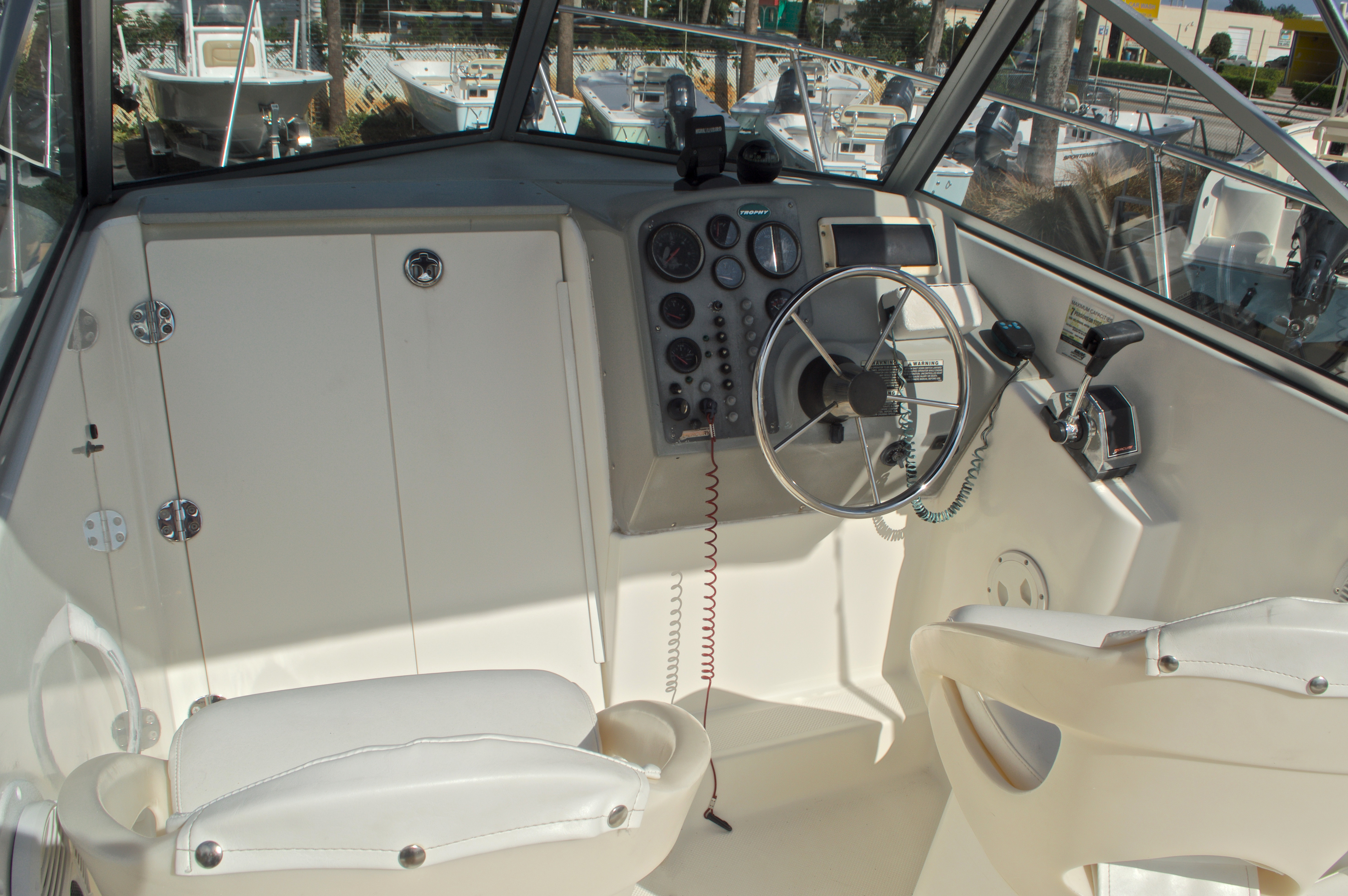 Thumbnail 24 for Used 2005 Trophy 1952 WAC Walk Around boat for sale in West Palm Beach, FL