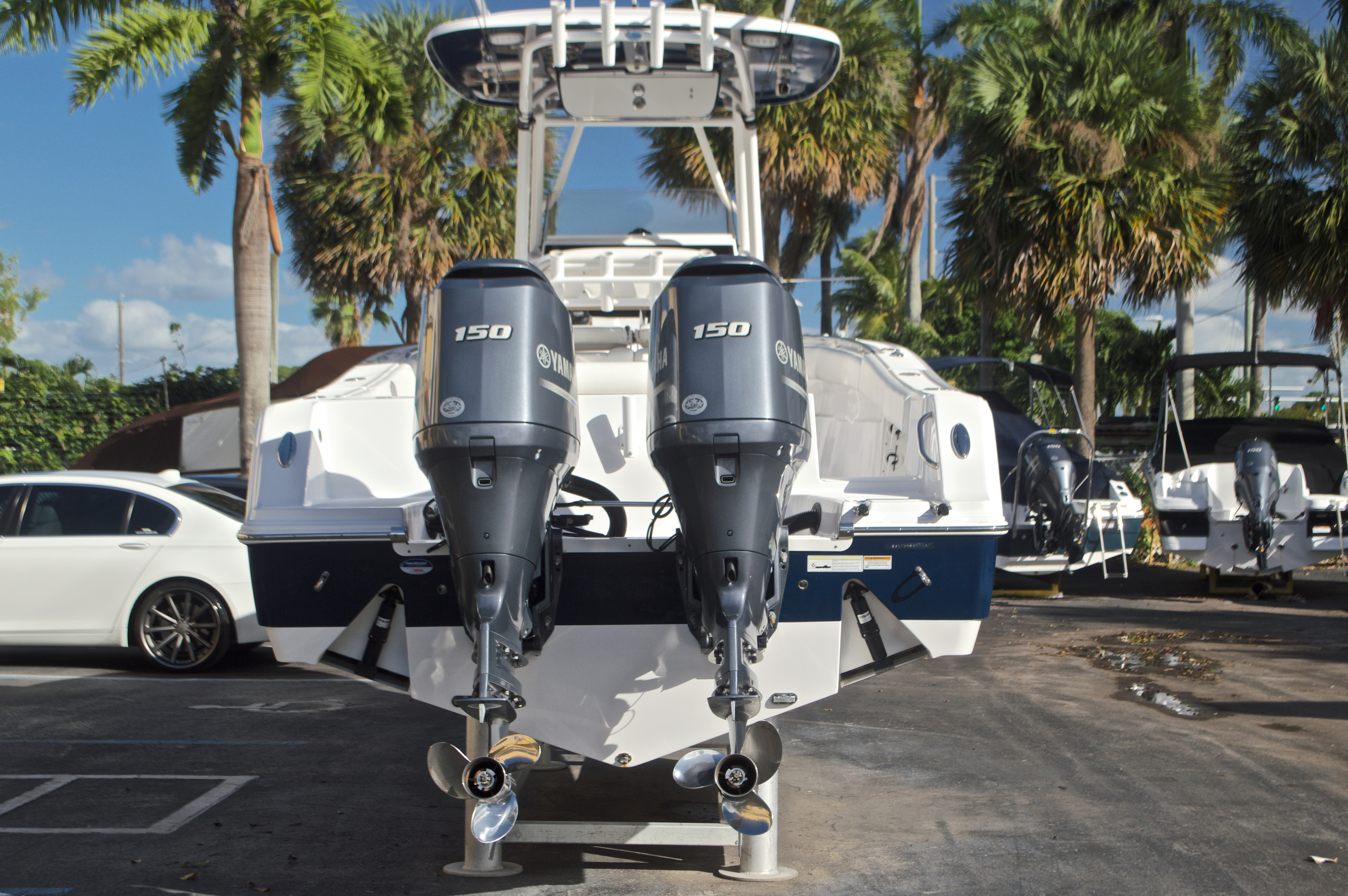Thumbnail 8 for Used 2015 Sportsman Heritage 251 Center Console boat for sale in West Palm Beach, FL