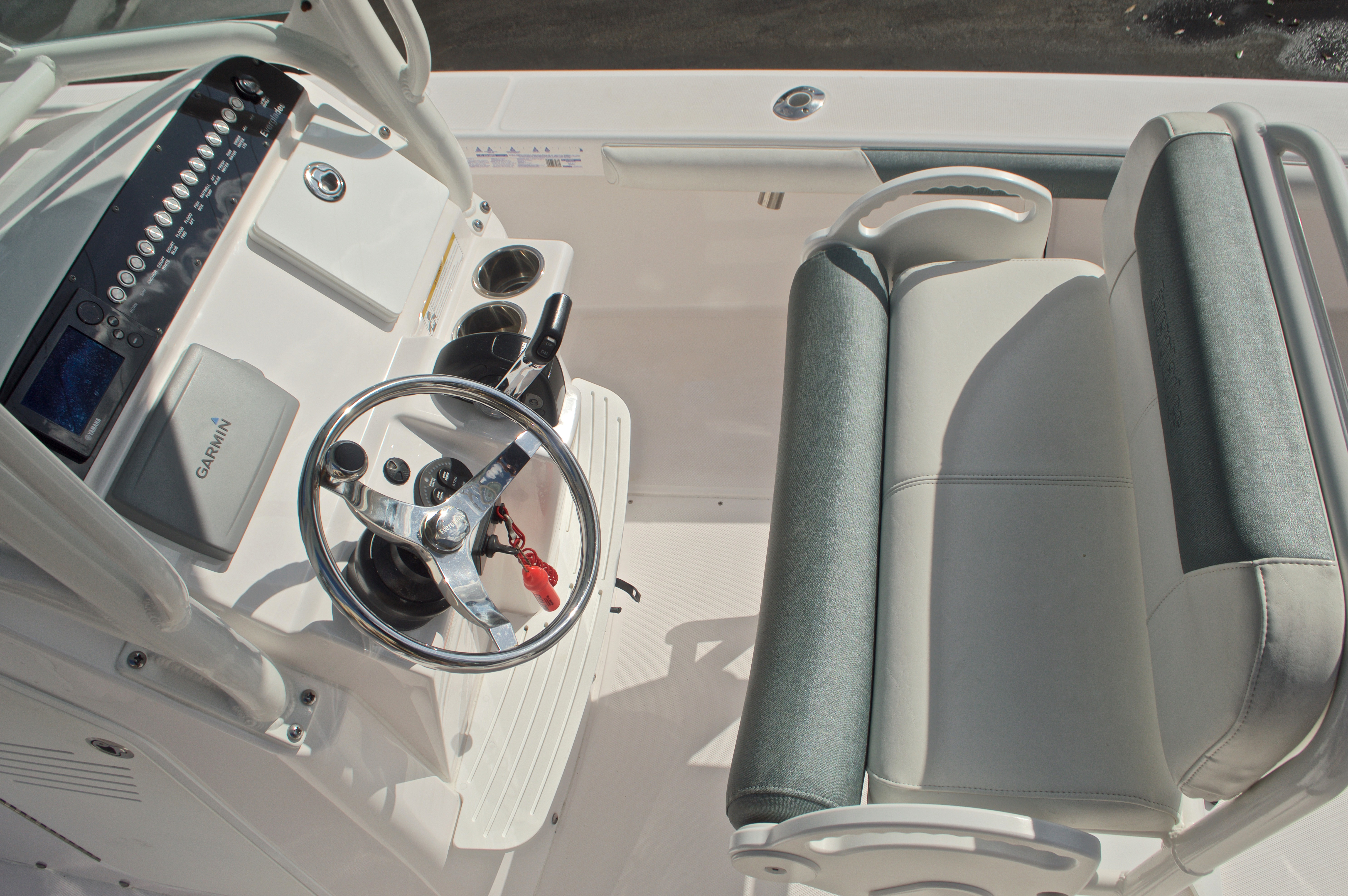 Thumbnail 27 for Used 2014 Everglades 243 Center Console boat for sale in West Palm Beach, FL