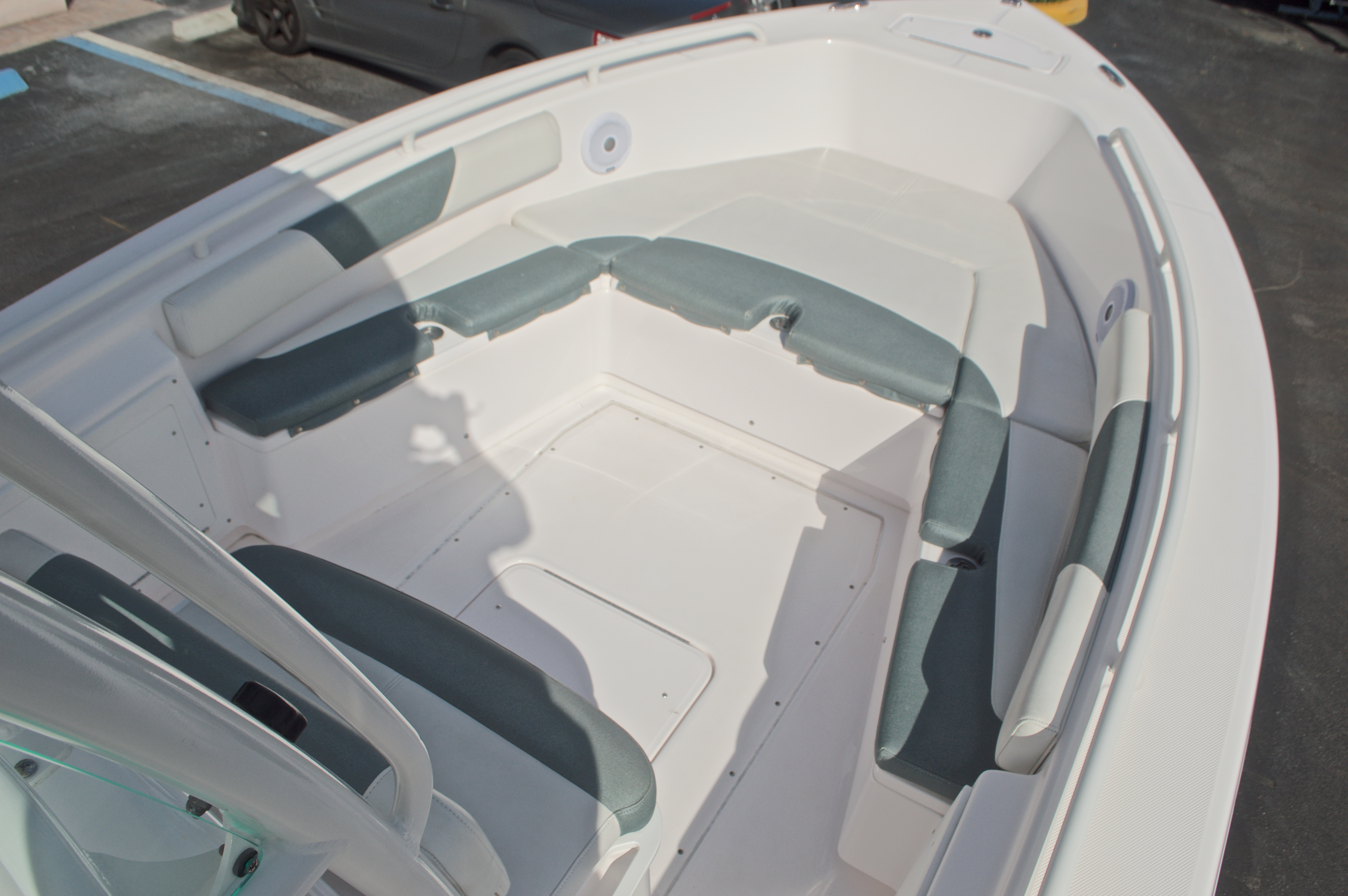 Thumbnail 50 for Used 2014 Everglades 243 Center Console boat for sale in West Palm Beach, FL