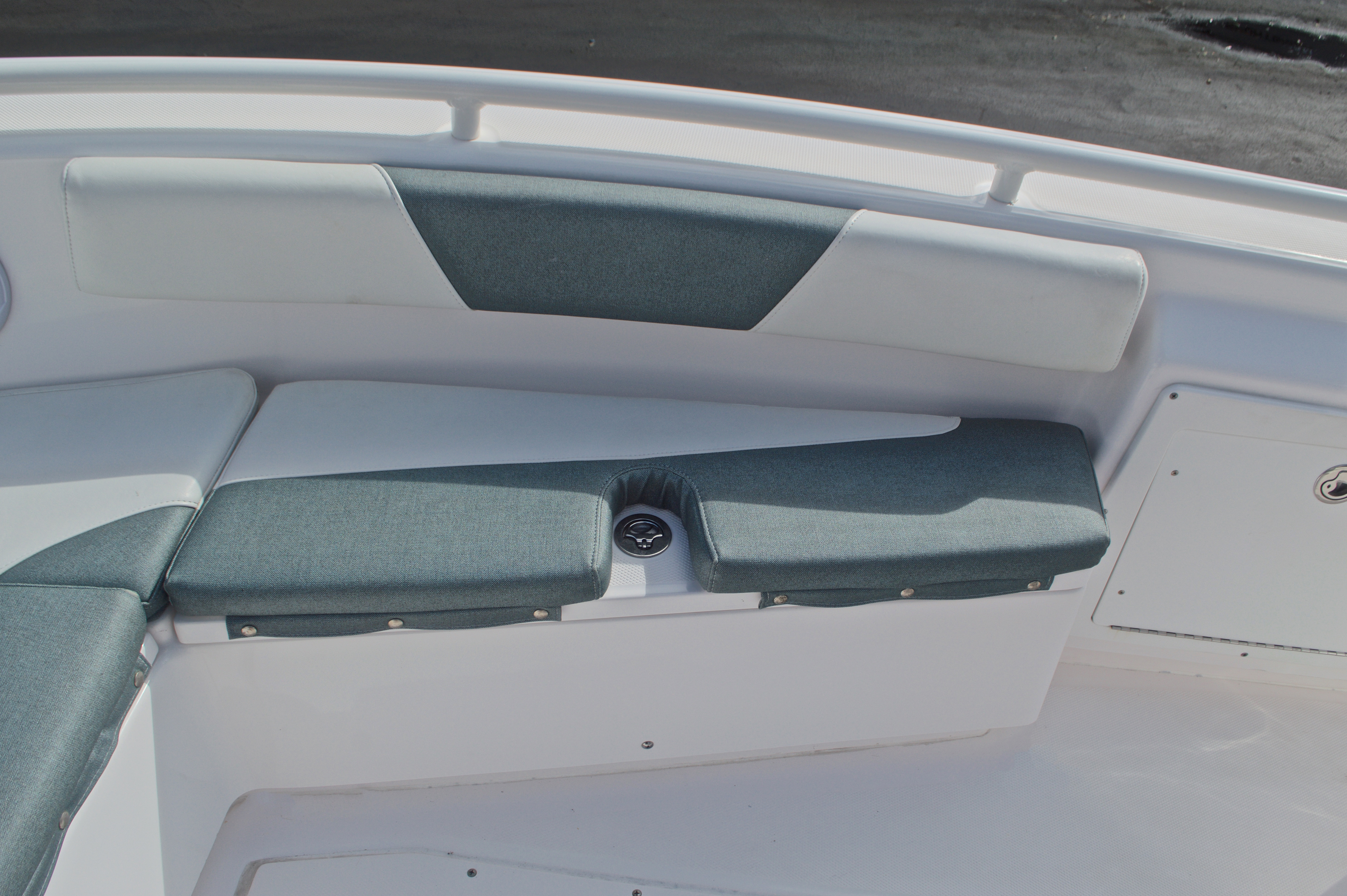 Thumbnail 58 for Used 2014 Everglades 243 Center Console boat for sale in West Palm Beach, FL