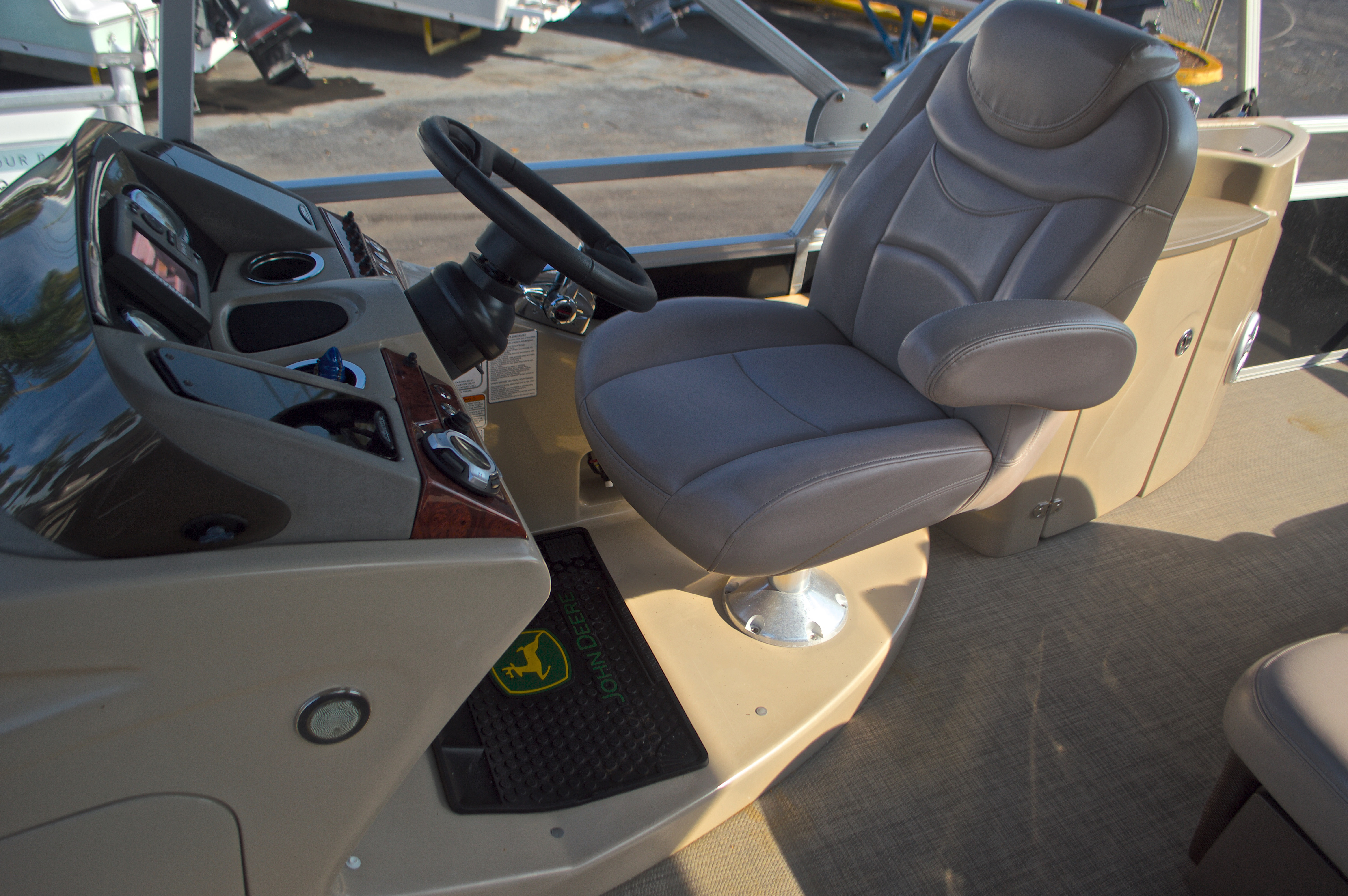 Thumbnail 29 for Used 2014 Regency Party Barge 254 XP3 boat for sale in West Palm Beach, FL
