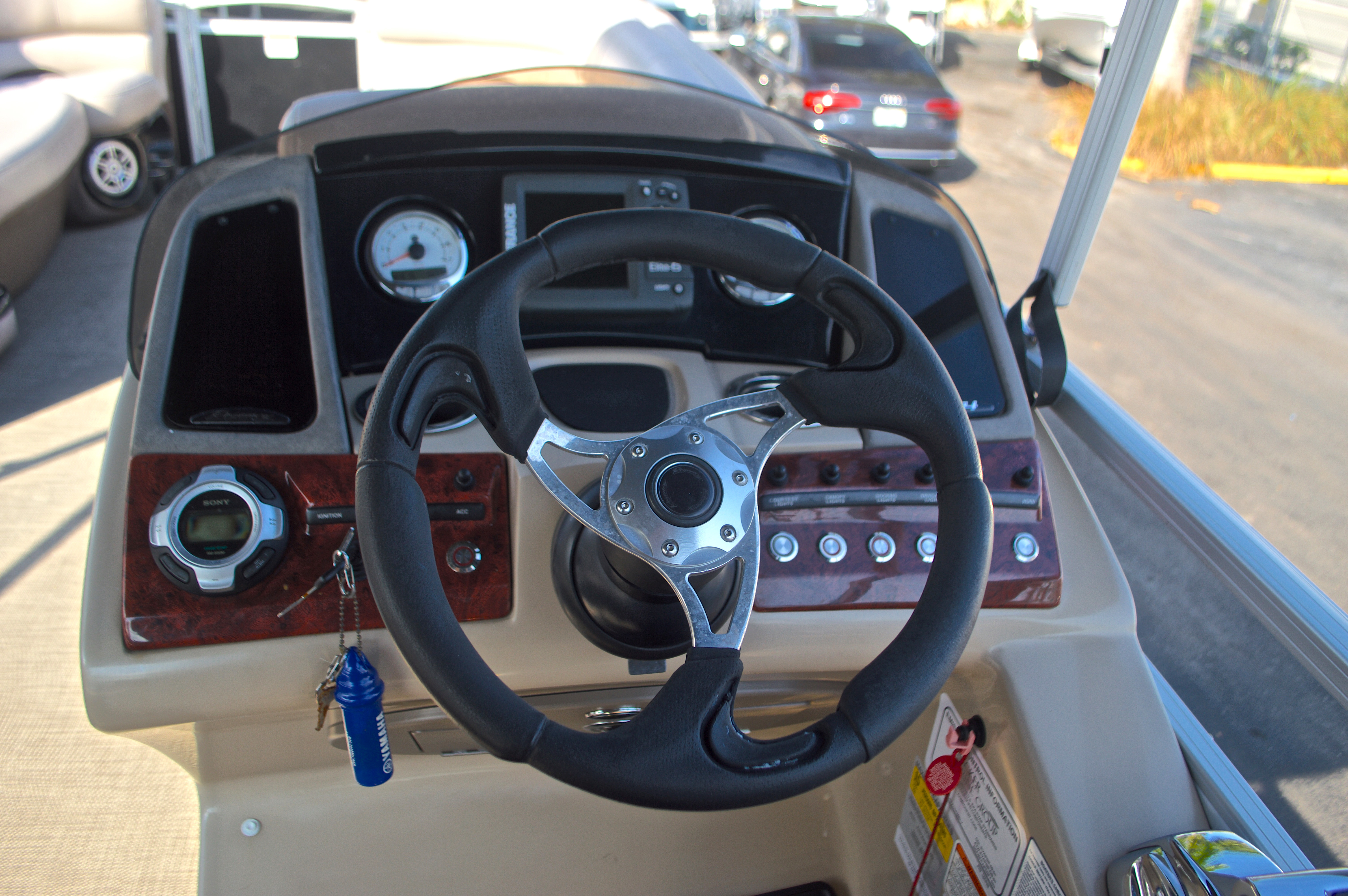 Thumbnail 31 for Used 2014 Regency Party Barge 254 XP3 boat for sale in West Palm Beach, FL