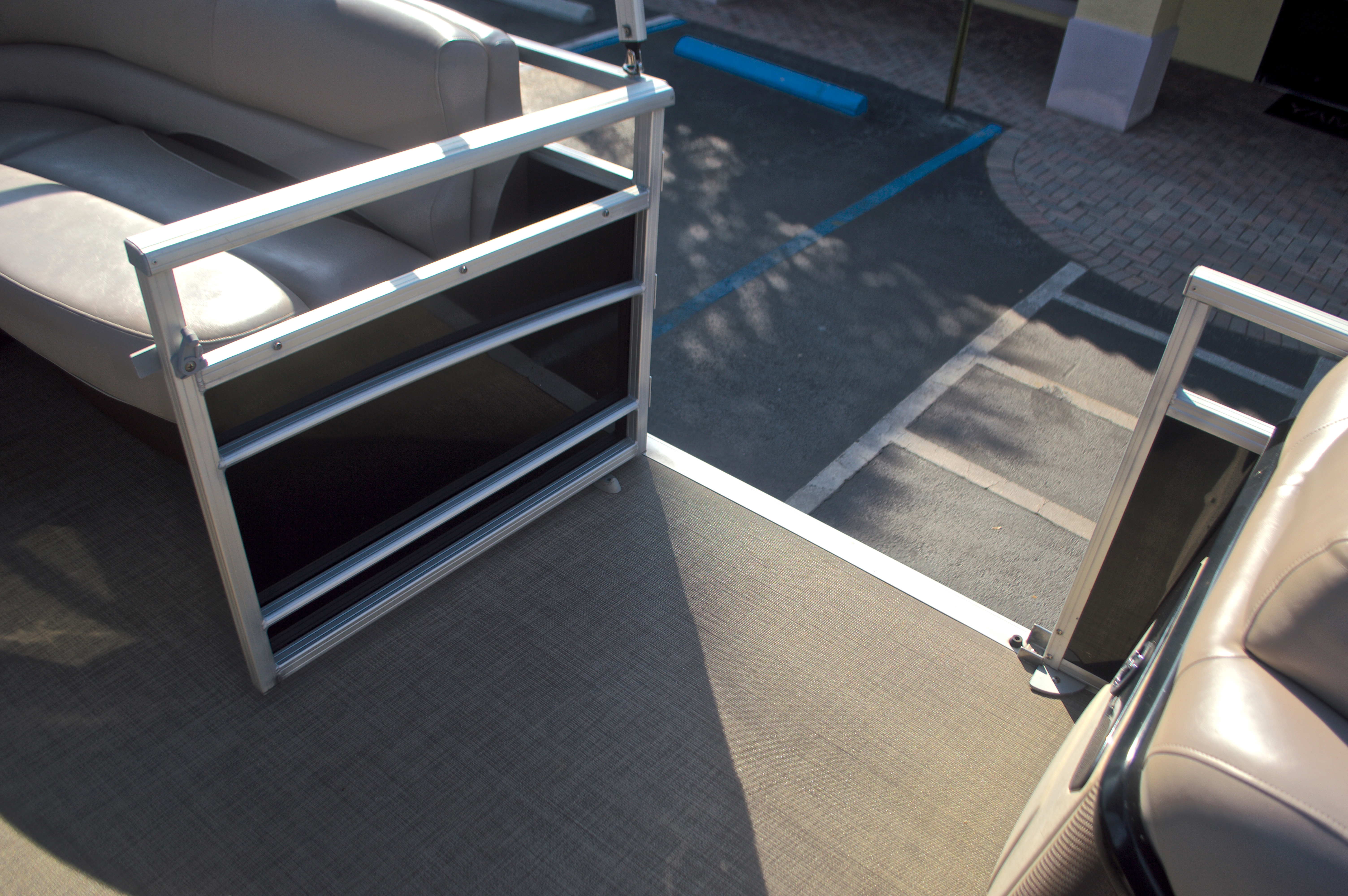 Thumbnail 28 for Used 2014 Regency Party Barge 254 XP3 boat for sale in West Palm Beach, FL