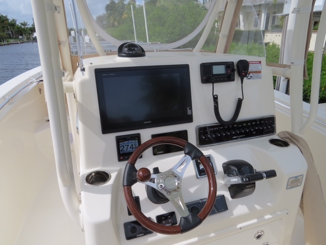 Thumbnail 13 for Used 2016 Cobia 277 Center Console boat for sale in Vero Beach, FL