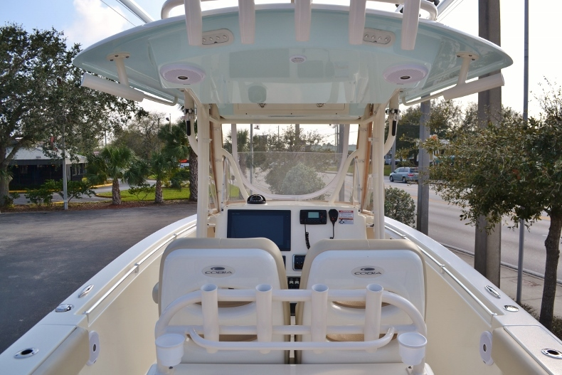 Thumbnail 8 for Used 2016 Cobia 277 Center Console boat for sale in Vero Beach, FL