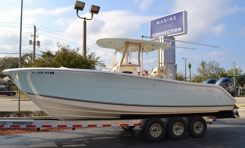 Photo for 2016 Cobia 277 Center Console