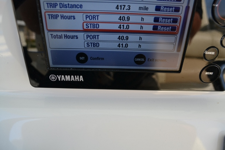 Thumbnail 11 for Used 2016 Cobia 277 Center Console boat for sale in Vero Beach, FL