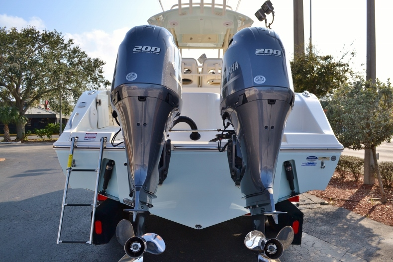 Thumbnail 3 for Used 2016 Cobia 277 Center Console boat for sale in Vero Beach, FL