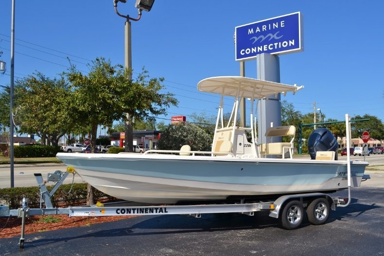 Photo for 2017 Pathfinder 2200 TRS Bay Boat