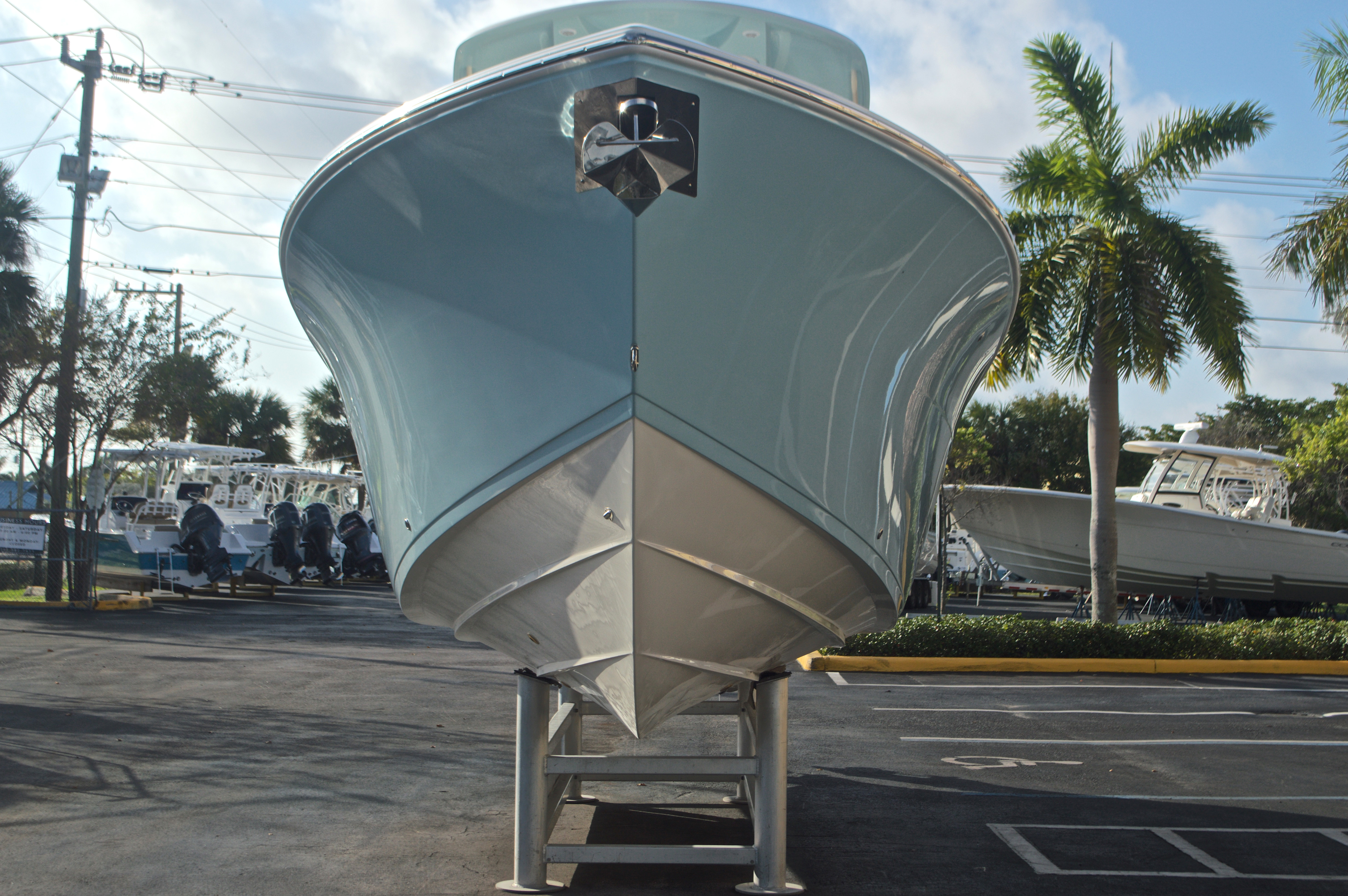 Thumbnail 2 for New 2017 Cobia 296 Center Console boat for sale in West Palm Beach, FL