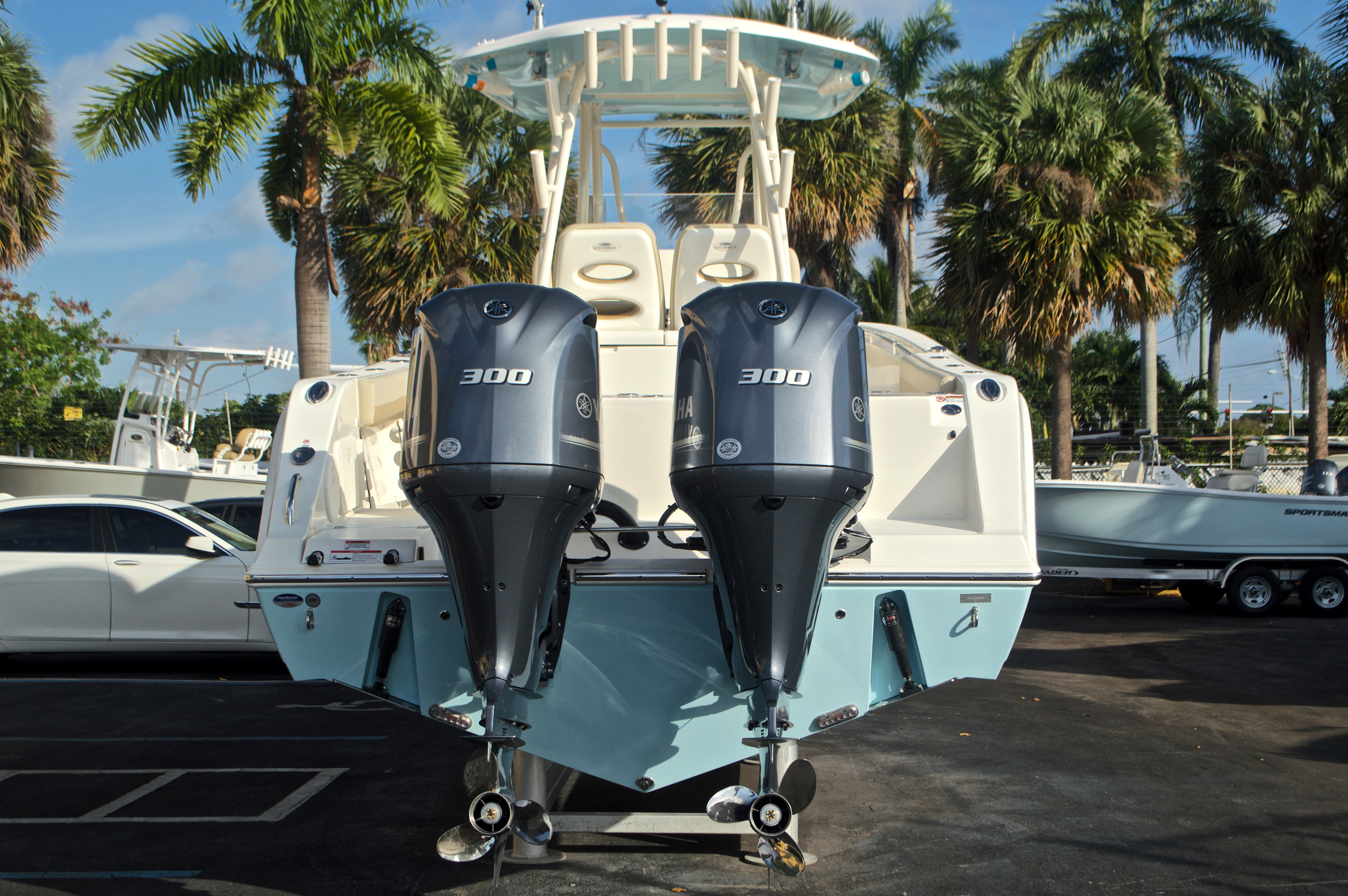 Thumbnail 6 for New 2017 Cobia 296 Center Console boat for sale in West Palm Beach, FL