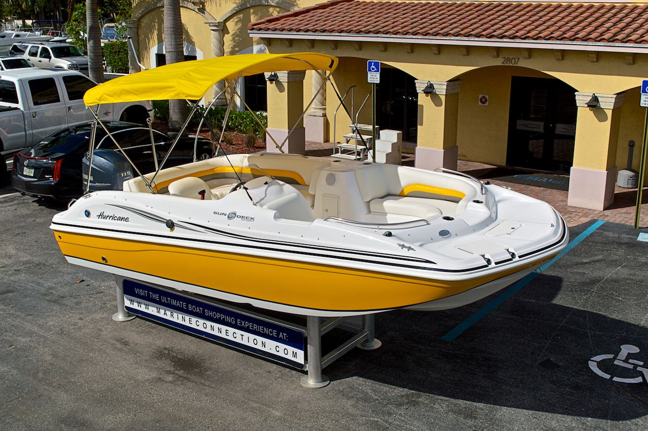 New 2013 hurricane sundeck sport ss 188 ob boat for sale for Hurricane sundeck for sale