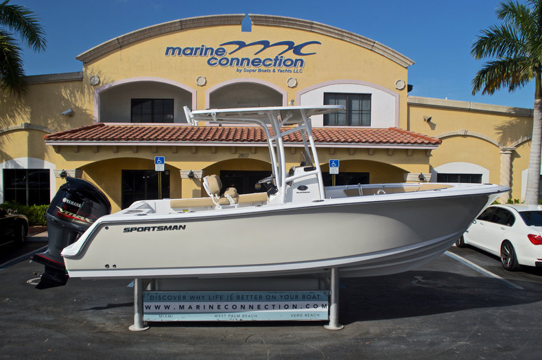 New 2017 Sportsman Open 232 Center Console boat for sale in West Palm Beach, FL