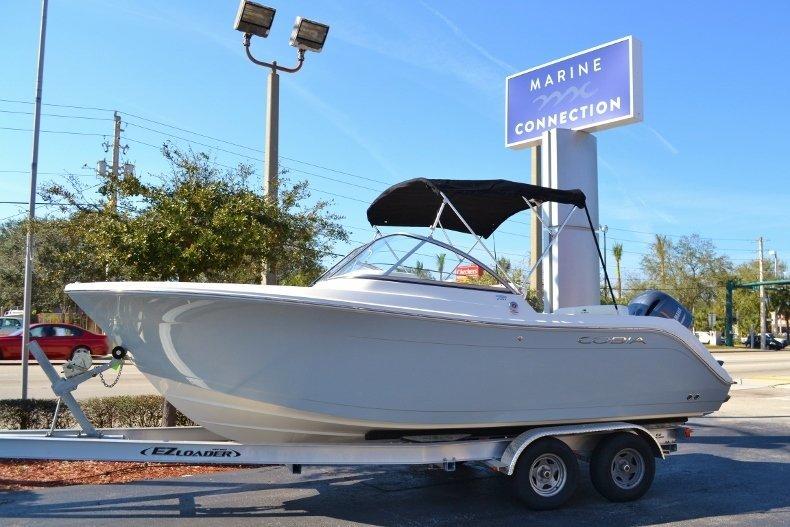 New 2017 Cobia 220 Dual Console boat for sale in Vero Beach, FL