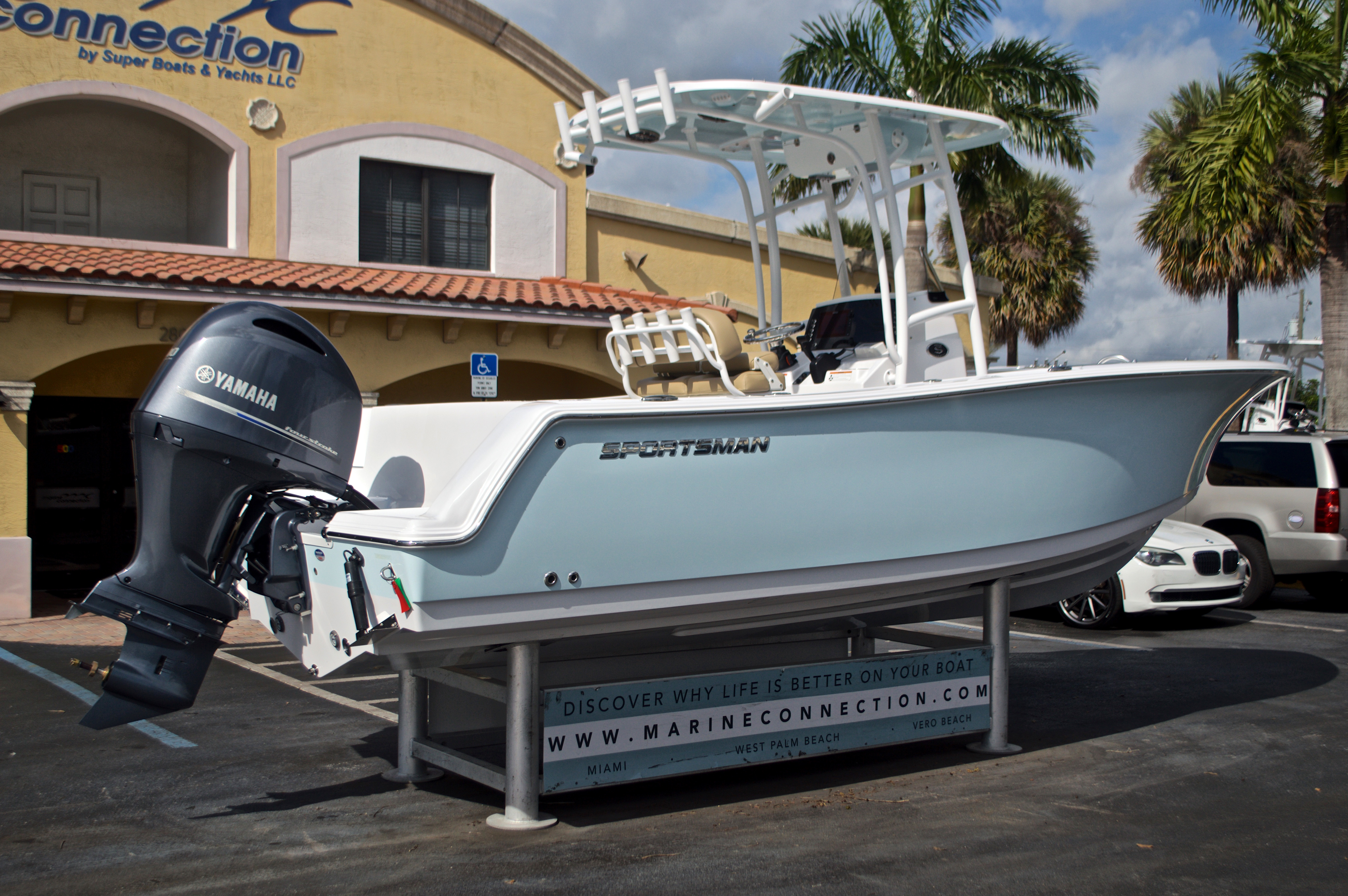 Thumbnail 8 for New 2017 Sportsman Open 232 Center Console boat for sale in West Palm Beach, FL