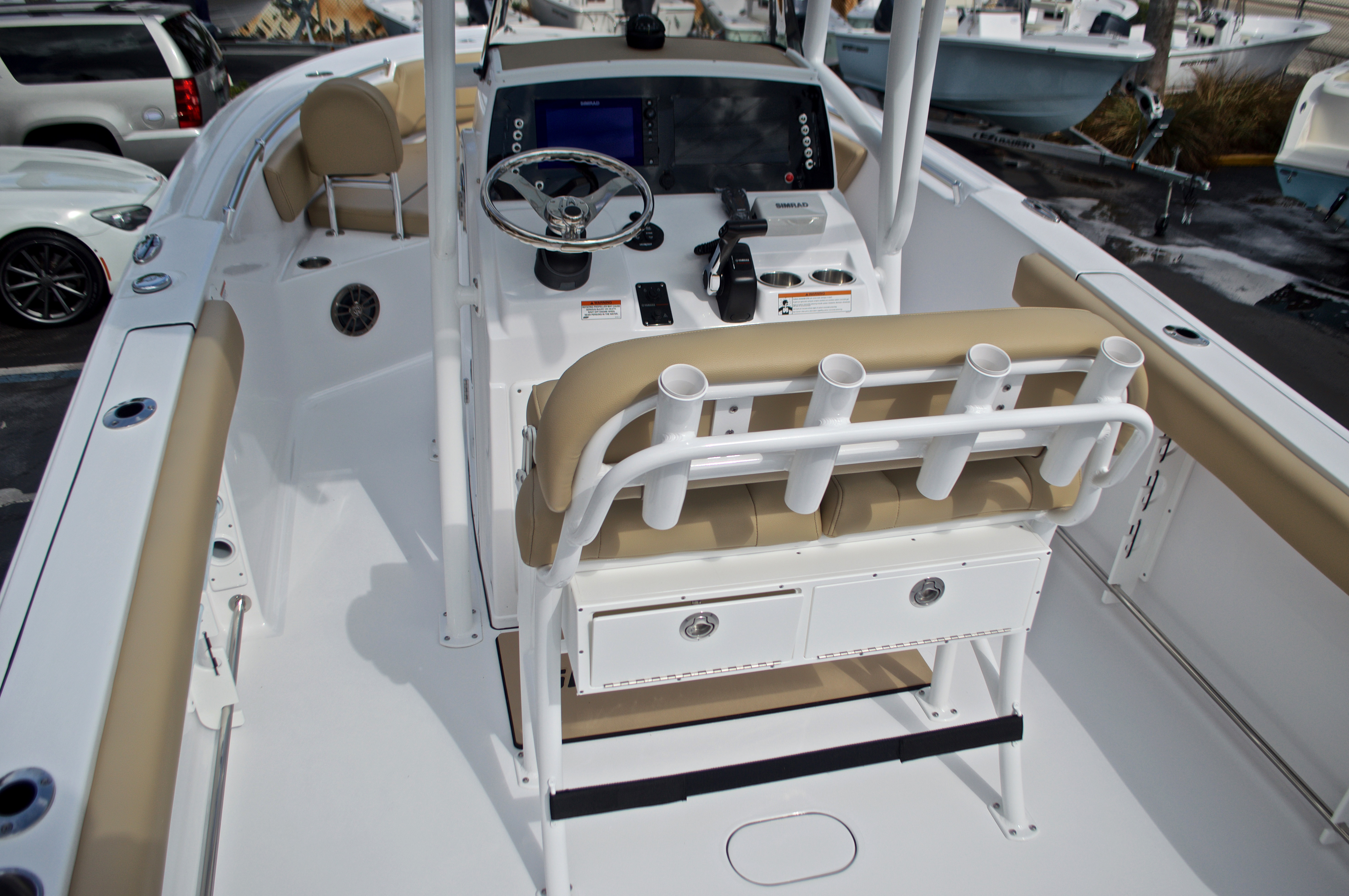 Thumbnail 11 for New 2017 Sportsman Open 232 Center Console boat for sale in West Palm Beach, FL