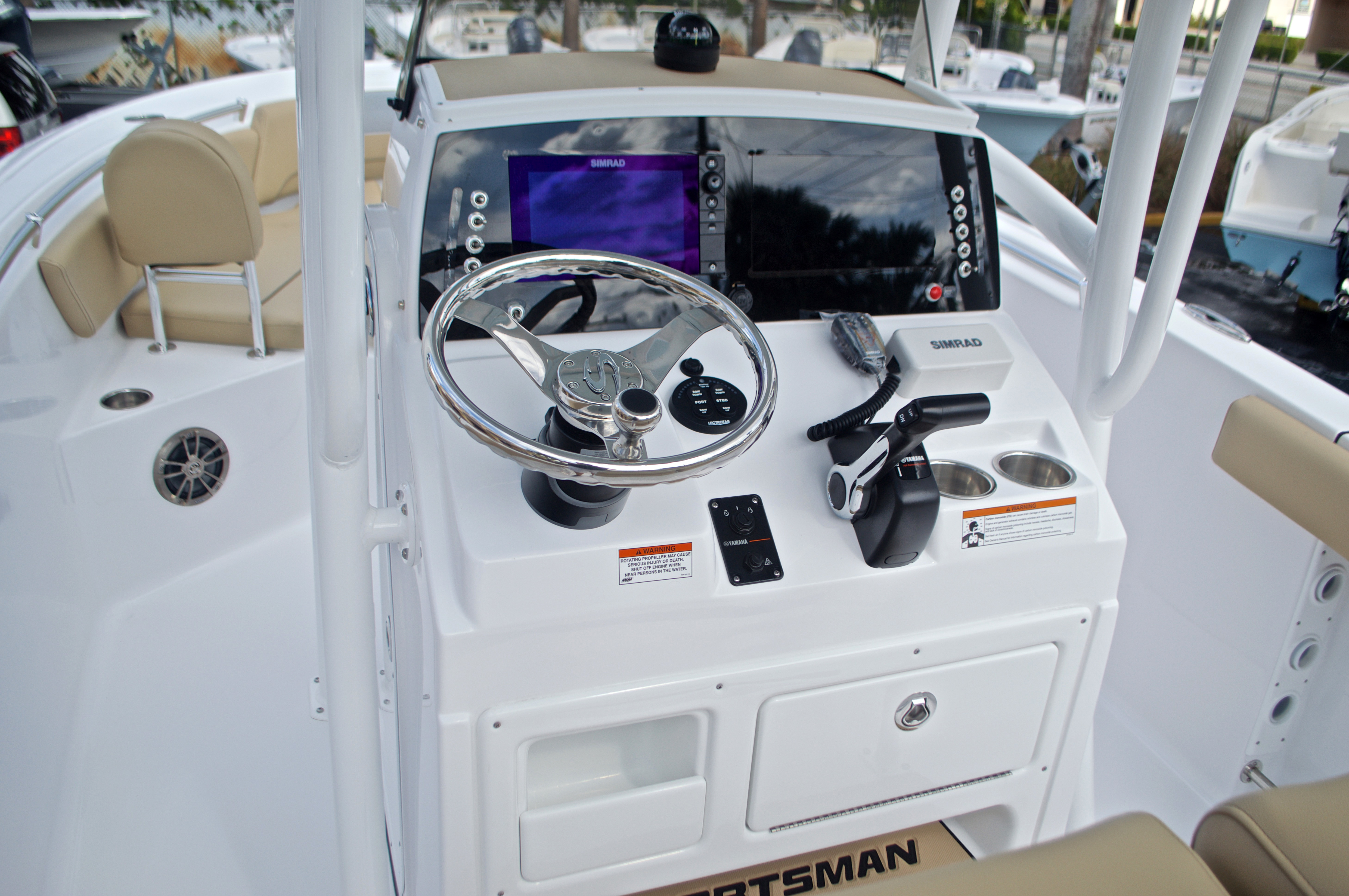 Thumbnail 28 for New 2017 Sportsman Open 232 Center Console boat for sale in West Palm Beach, FL