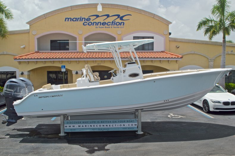 New 2017 Sportsman Open 282 Center Console boat for sale in West Palm Beach, FL