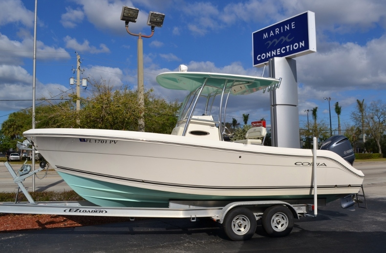 Photo for 2015 Cobia 237 Center Console