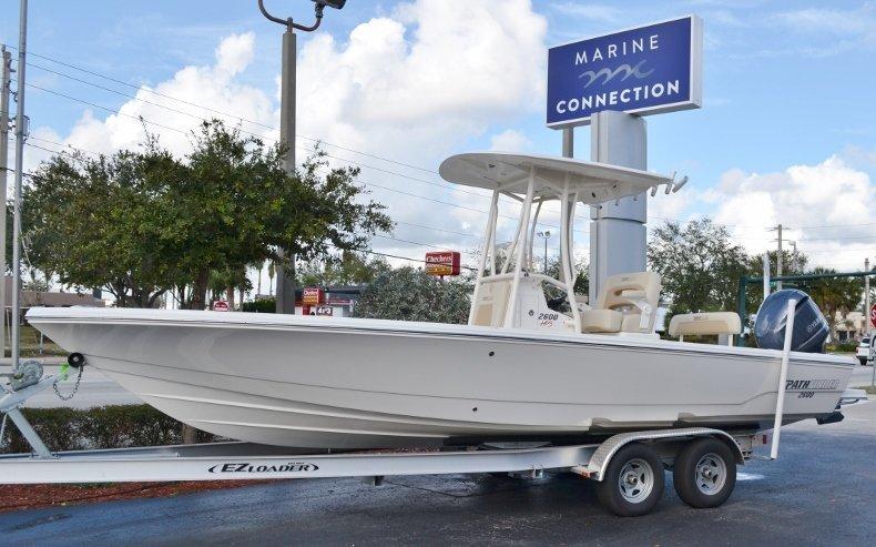 Photo for 2017 Pathfinder 2600 HPS Bay Boat