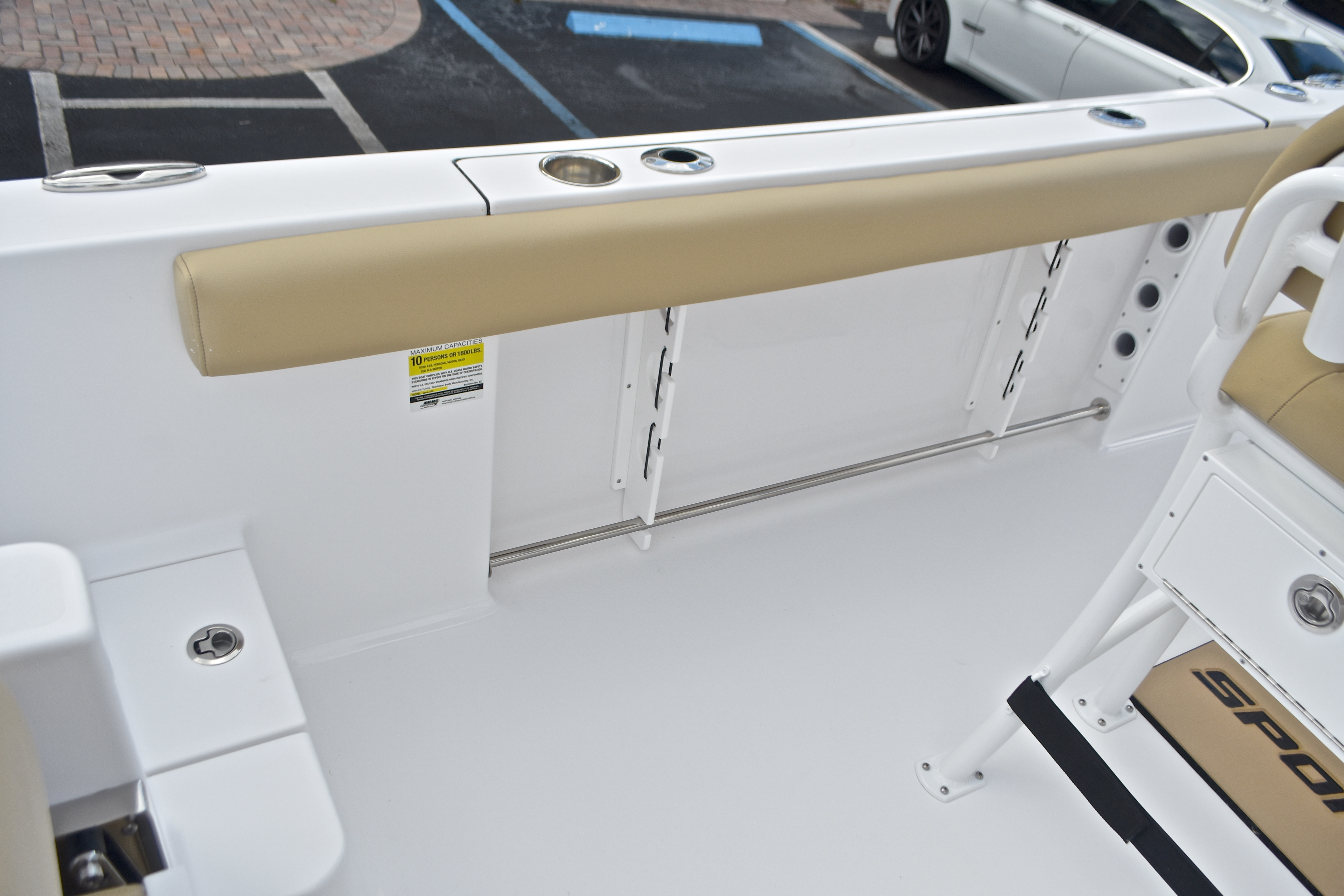 Thumbnail 23 for New 2017 Sportsman Open 232 Center Console boat for sale in West Palm Beach, FL