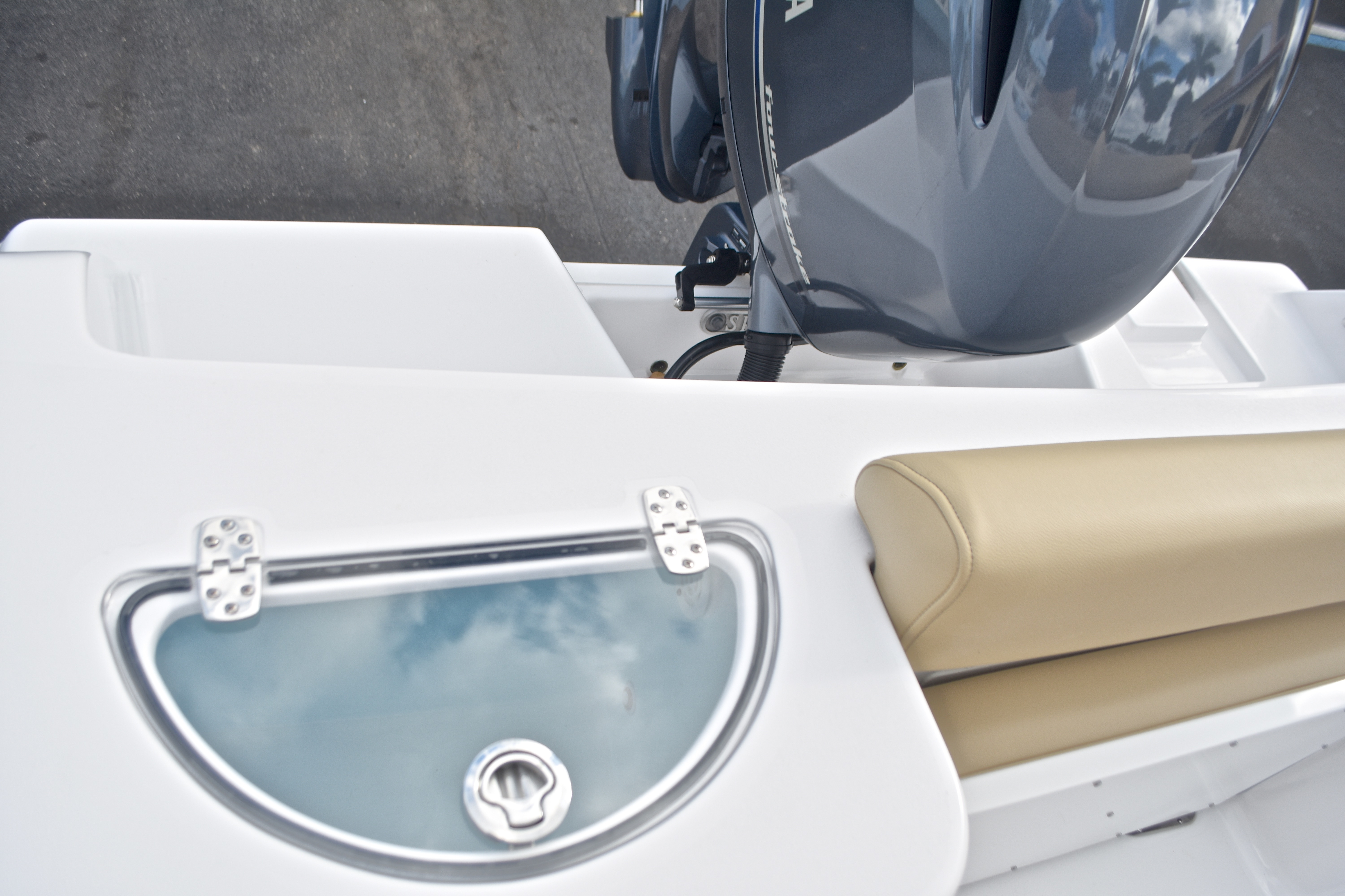 Thumbnail 15 for New 2017 Sportsman Open 232 Center Console boat for sale in West Palm Beach, FL