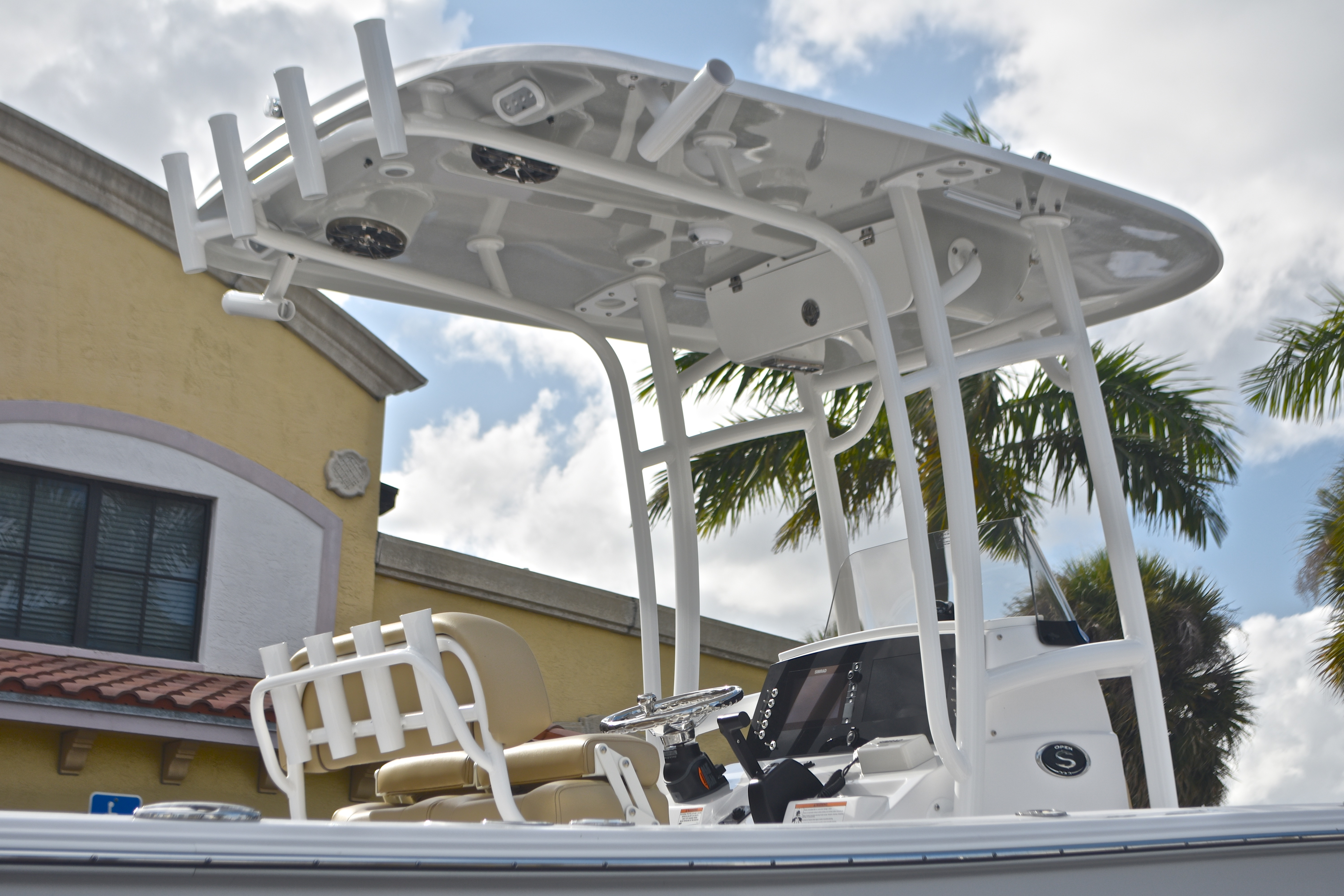 Thumbnail 9 for New 2017 Sportsman Open 232 Center Console boat for sale in West Palm Beach, FL