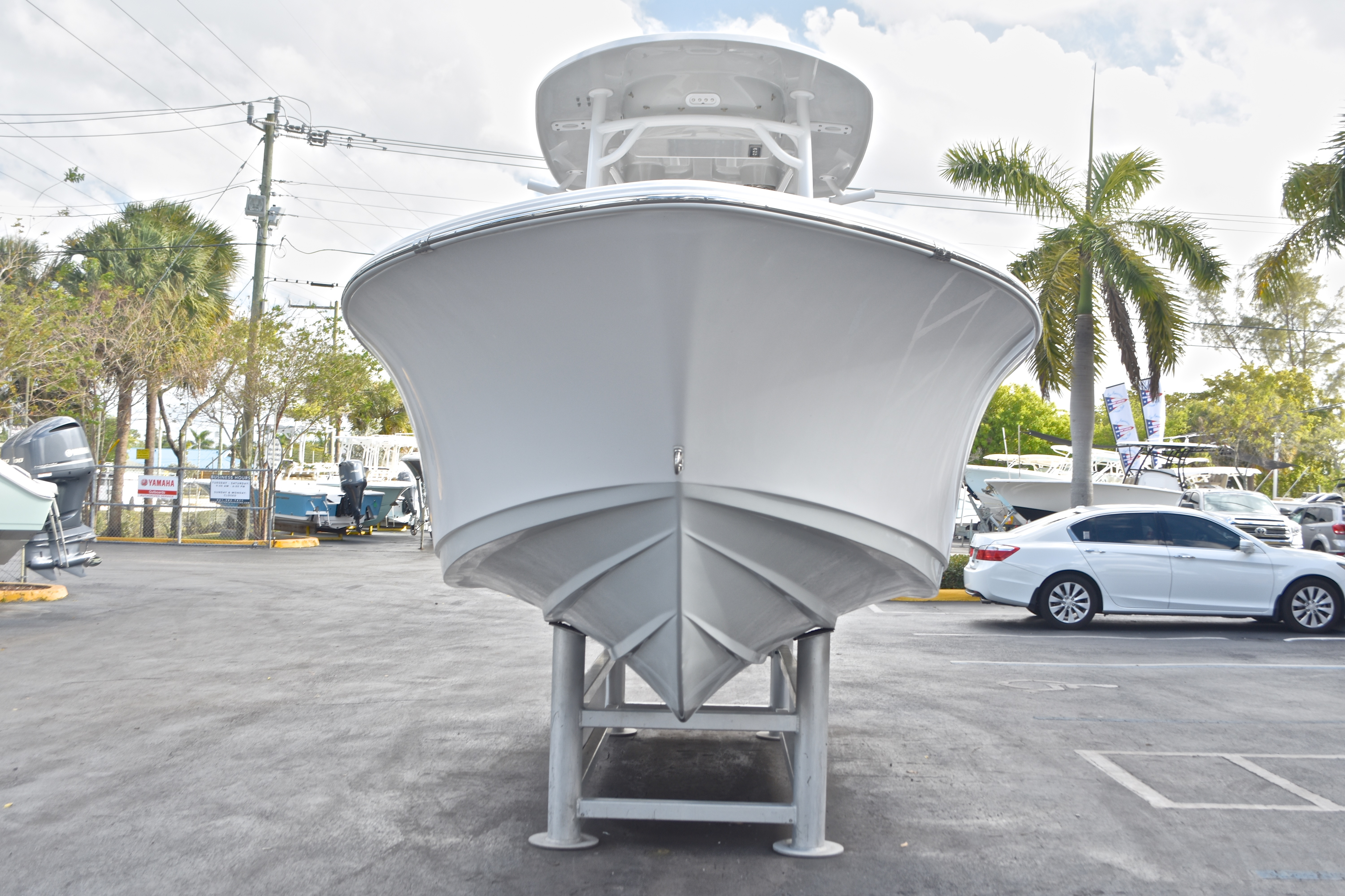 Thumbnail 3 for New 2017 Sportsman Open 232 Center Console boat for sale in West Palm Beach, FL