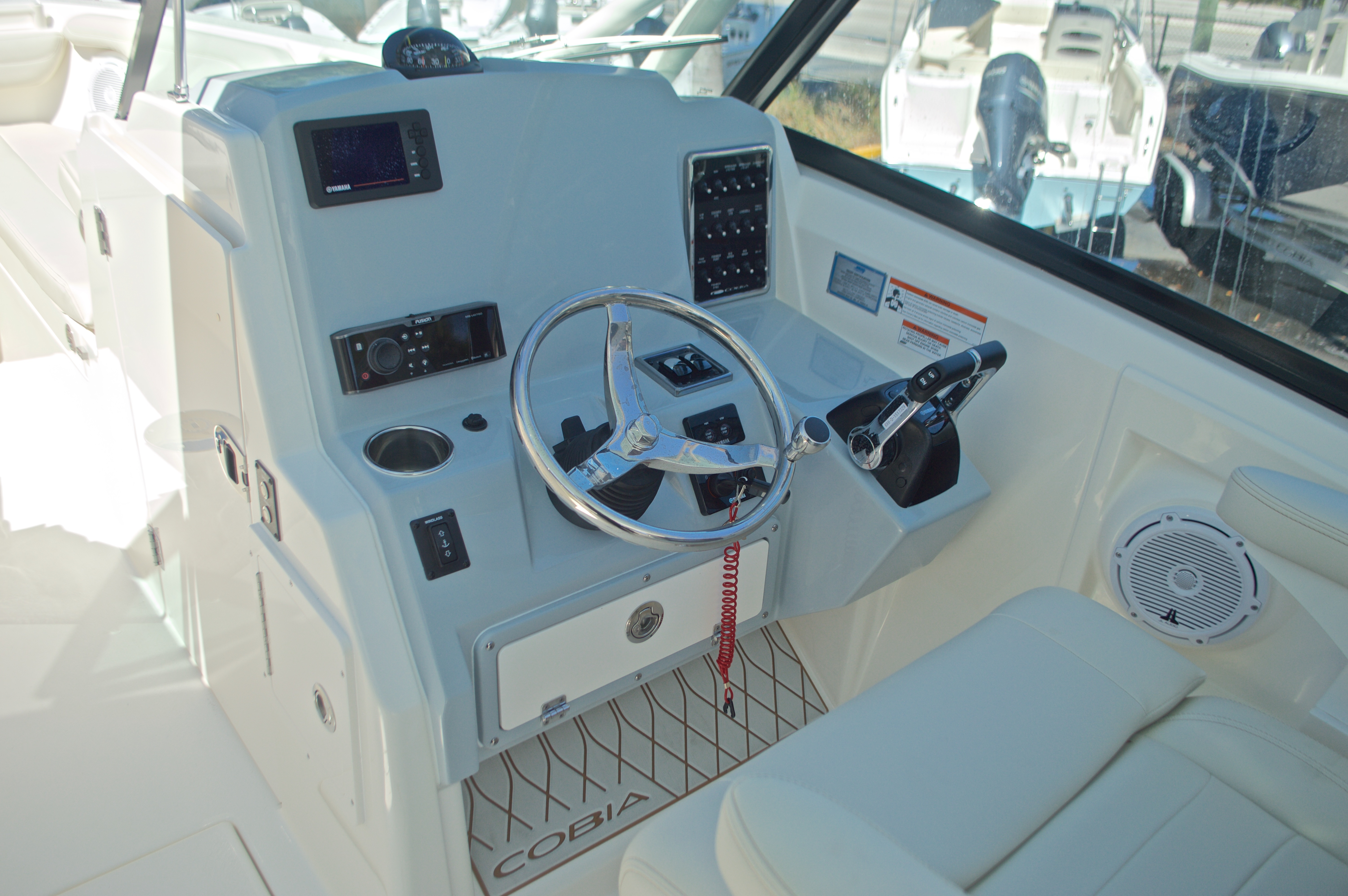 Thumbnail 94 for New 2017 Cobia 280 DC Dual Console boat for sale in West Palm Beach, FL