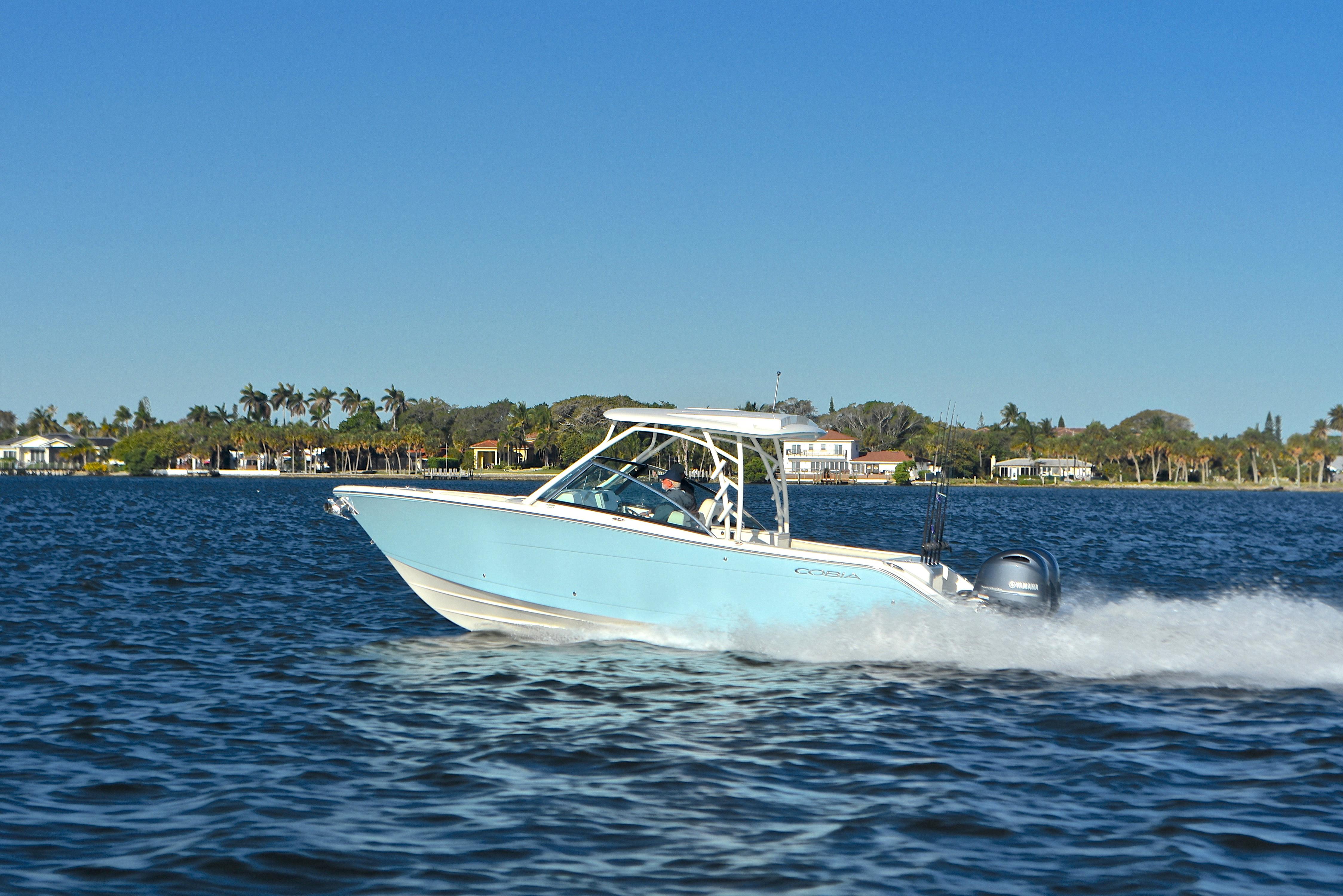 Thumbnail 9 for New 2017 Cobia 280 DC Dual Console boat for sale in West Palm Beach, FL