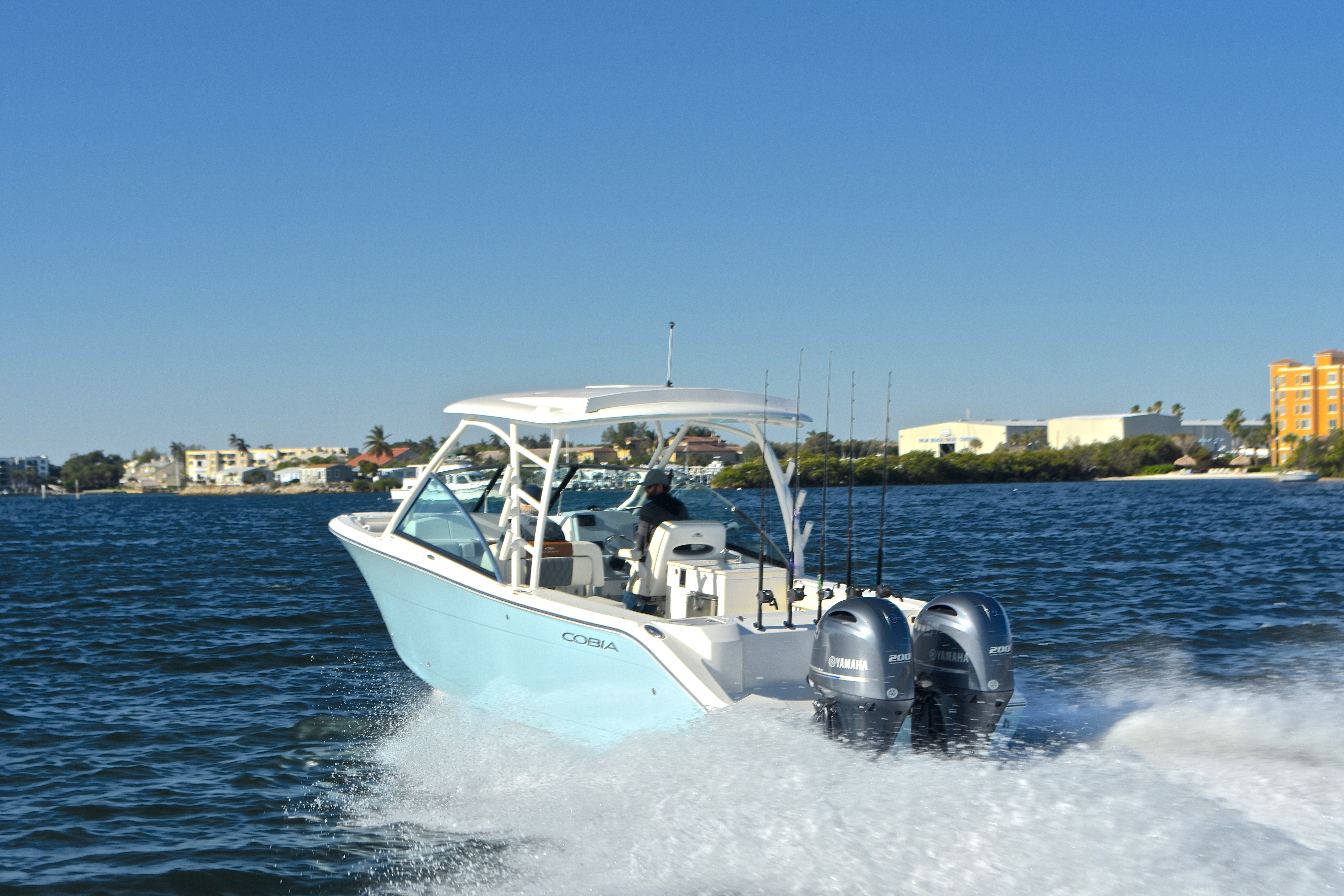 Thumbnail 20 for New 2017 Cobia 280 DC Dual Console boat for sale in West Palm Beach, FL