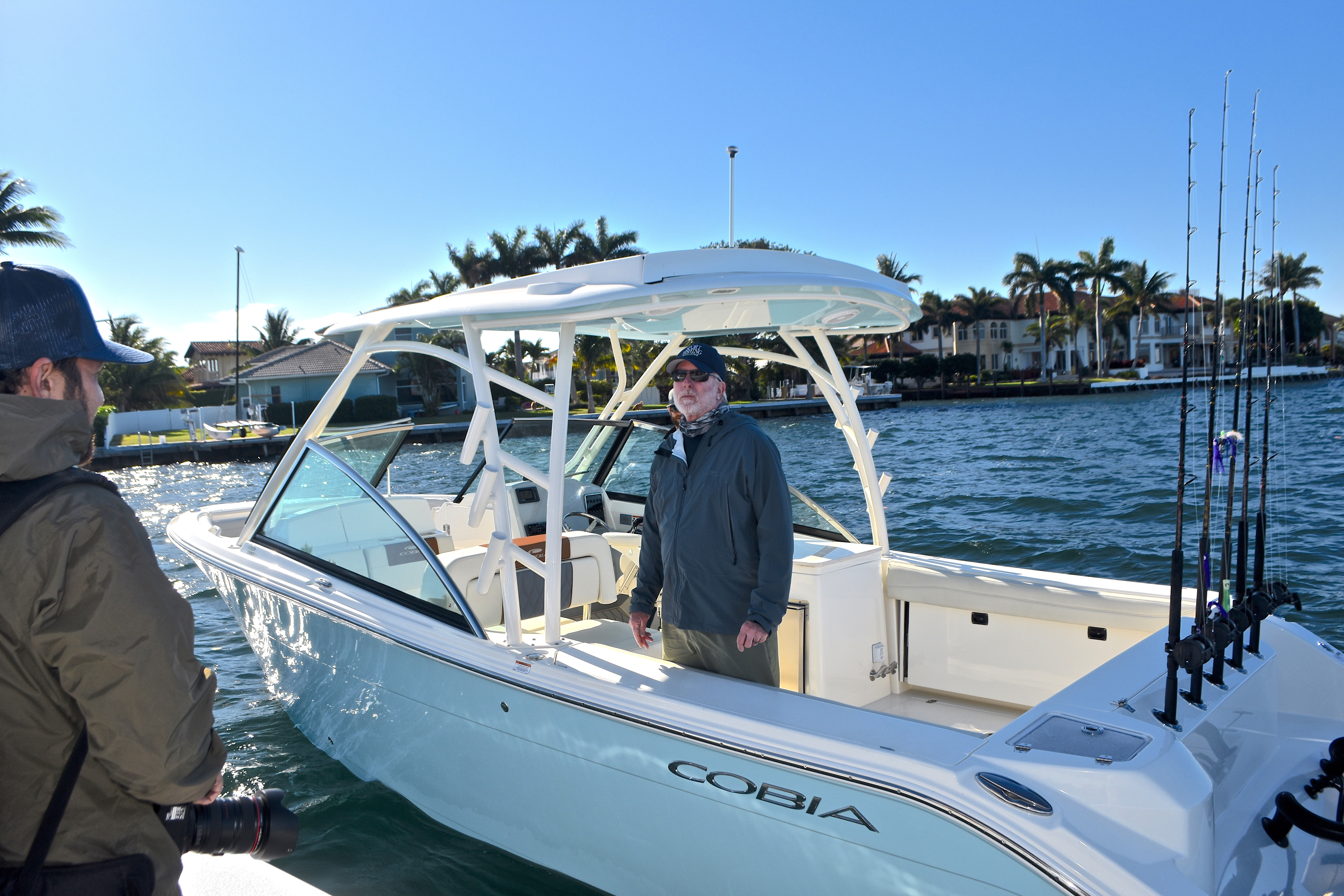 Thumbnail 5 for New 2017 Cobia 280 DC Dual Console boat for sale in West Palm Beach, FL