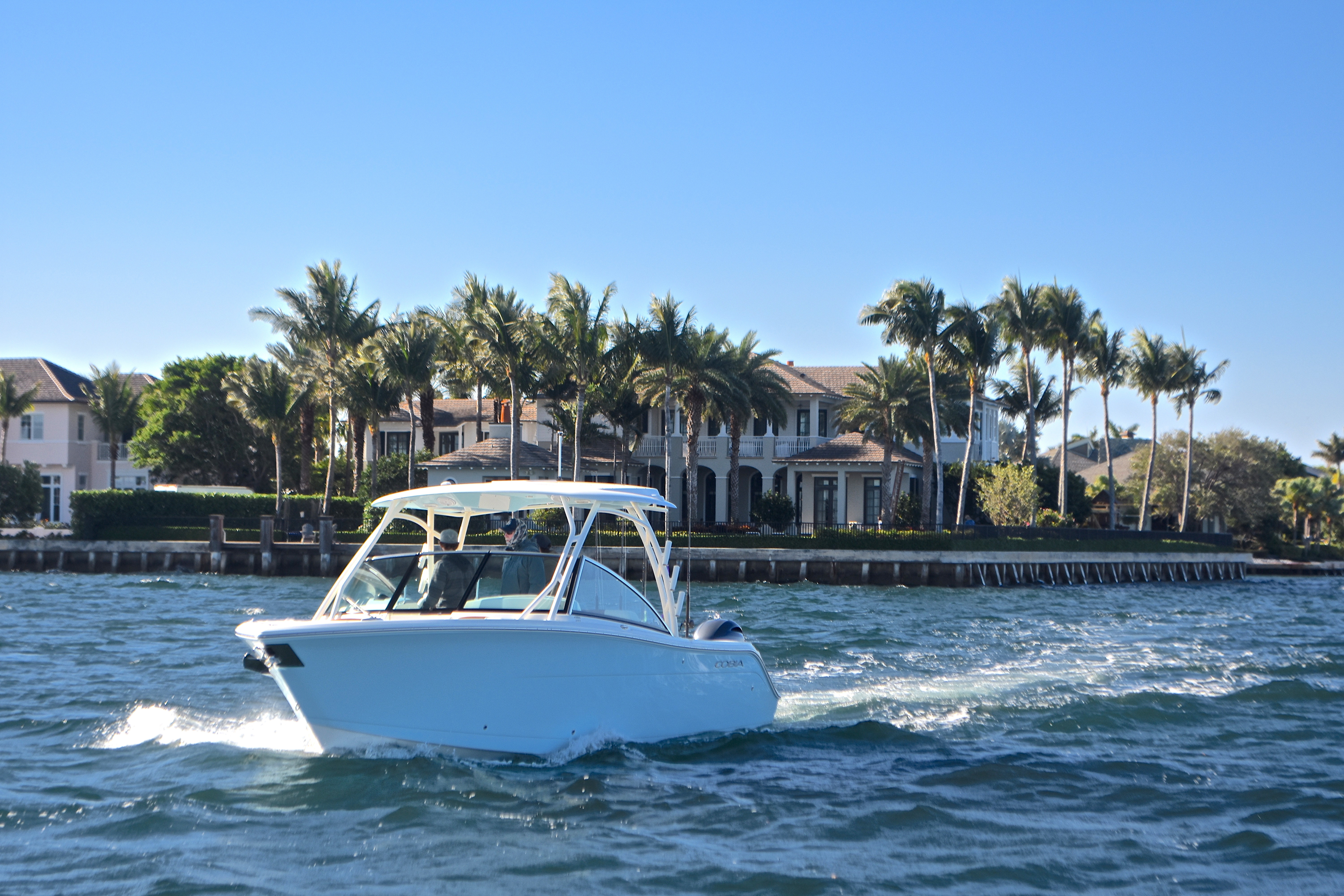 Thumbnail 3 for New 2017 Cobia 280 DC Dual Console boat for sale in West Palm Beach, FL