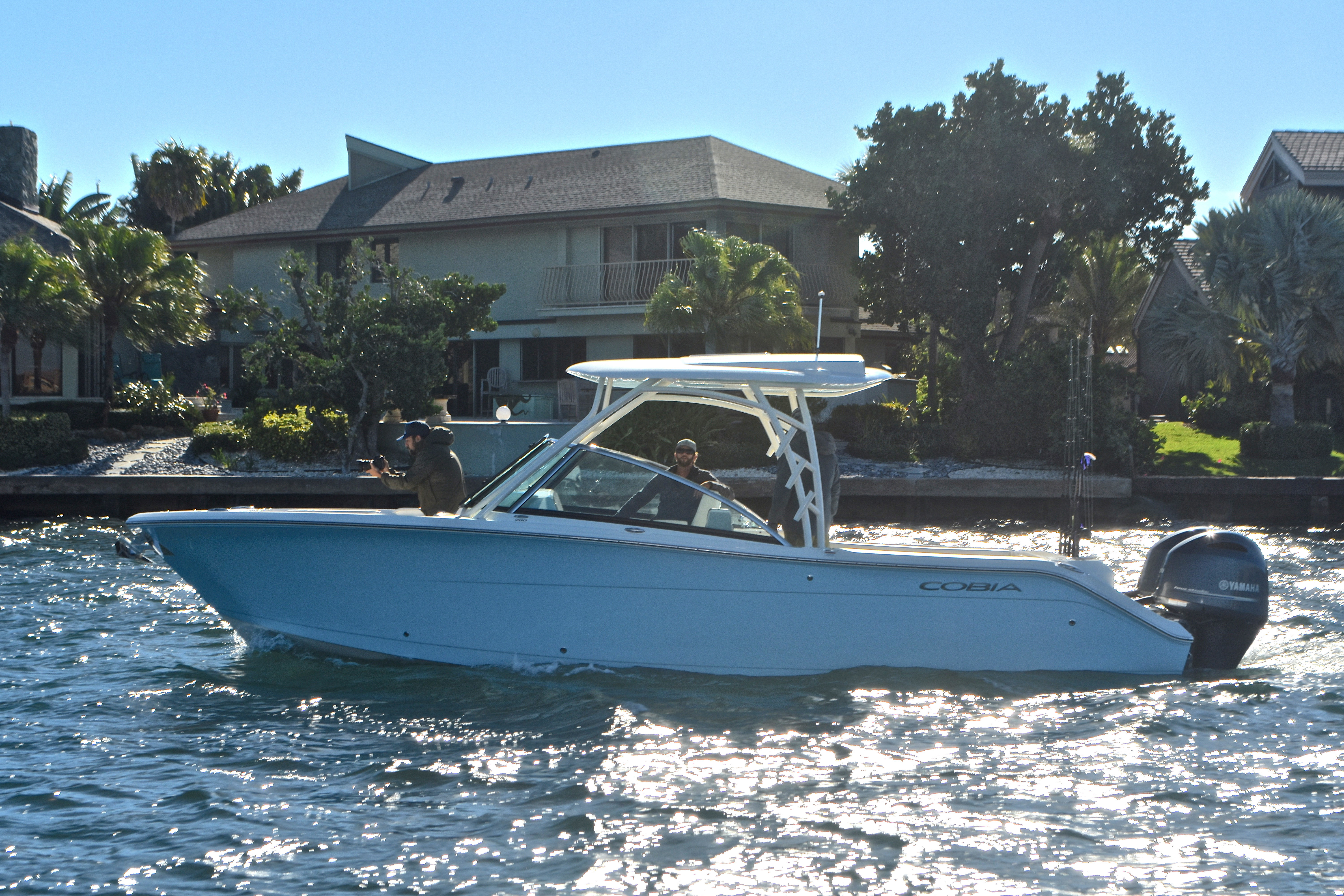 Thumbnail 1 for New 2017 Cobia 280 DC Dual Console boat for sale in West Palm Beach, FL