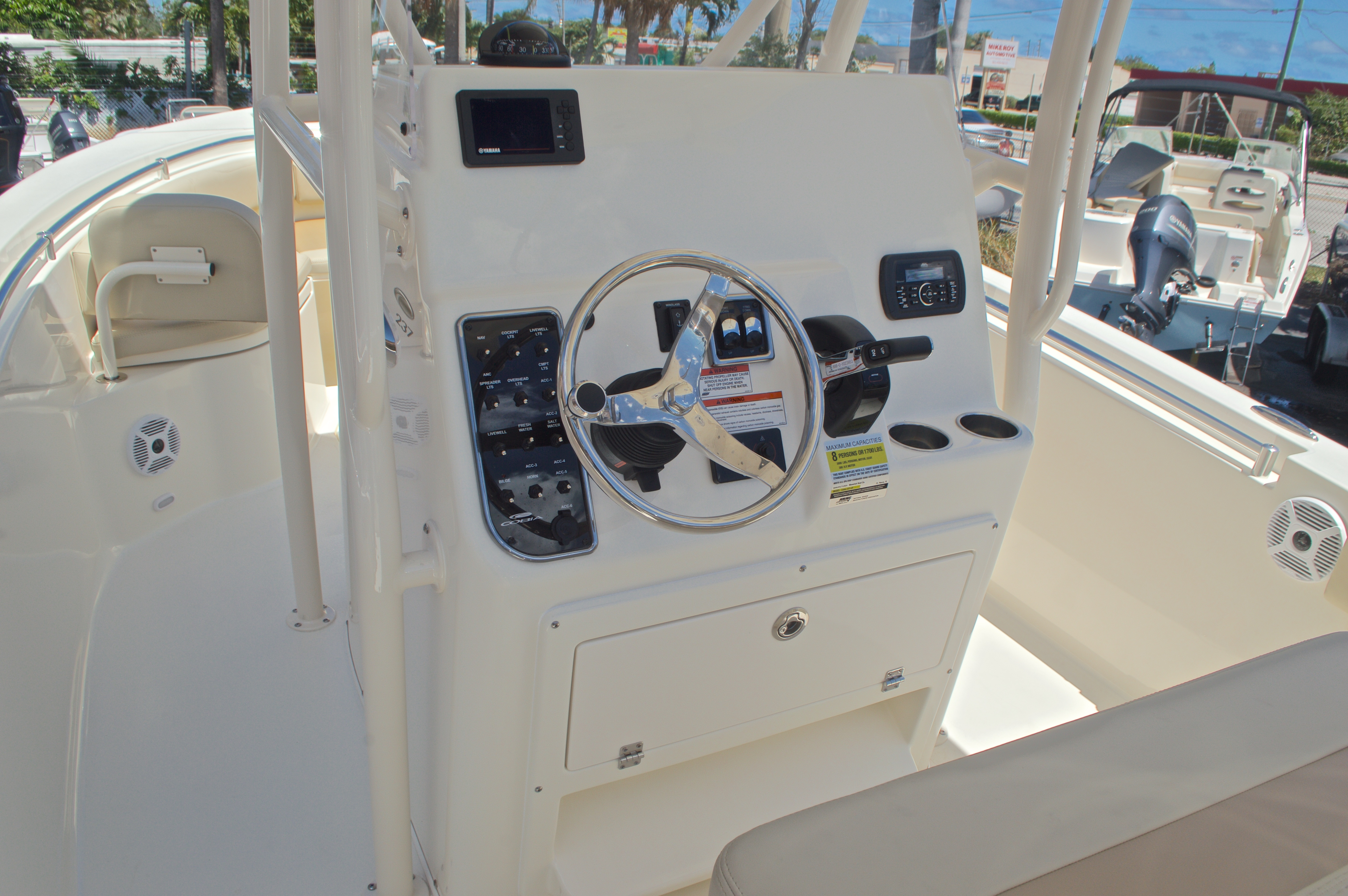 Thumbnail 28 for New 2017 Cobia 237 Center Console boat for sale in West Palm Beach, FL