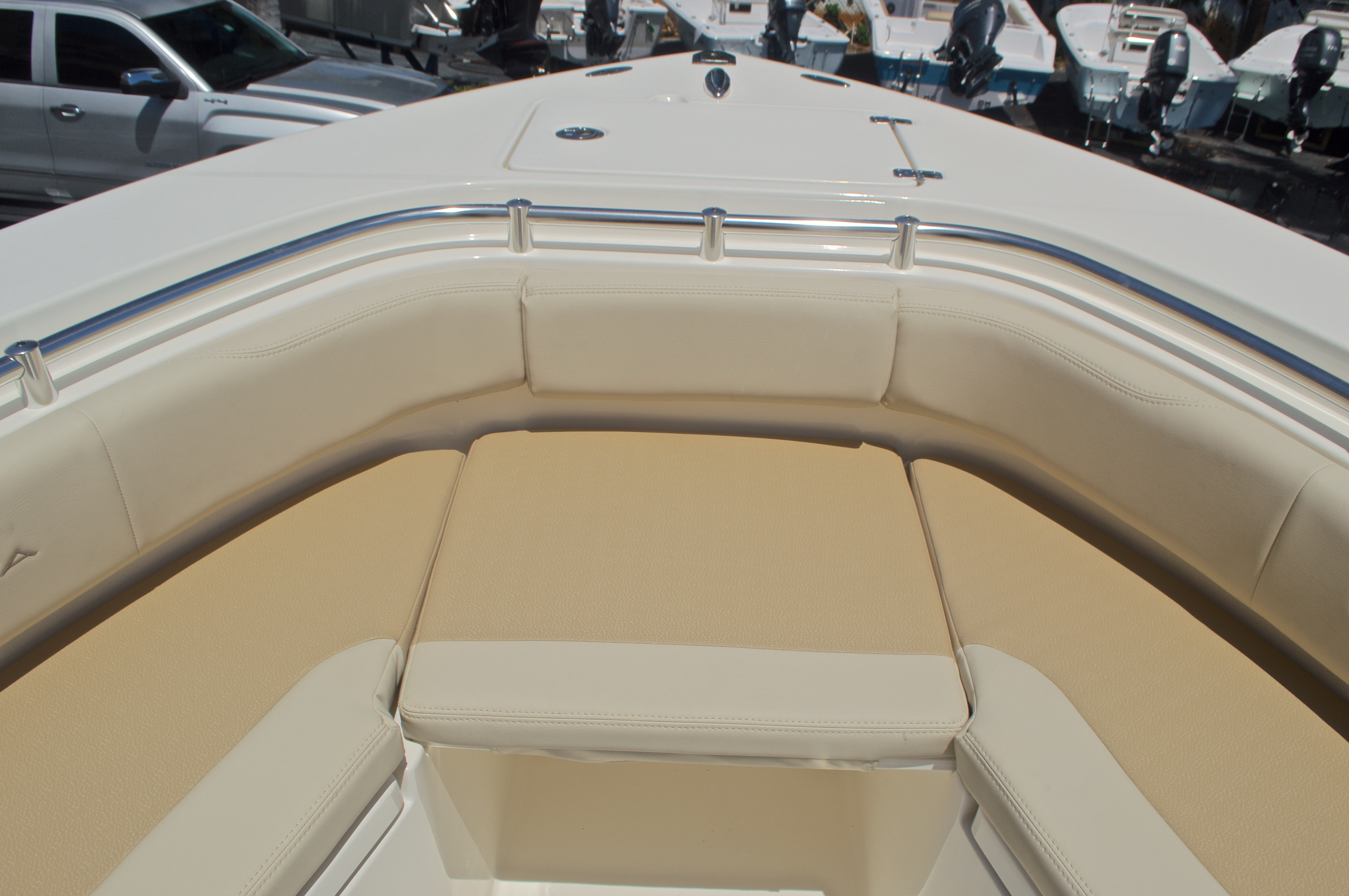 Thumbnail 56 for New 2017 Cobia 237 Center Console boat for sale in West Palm Beach, FL