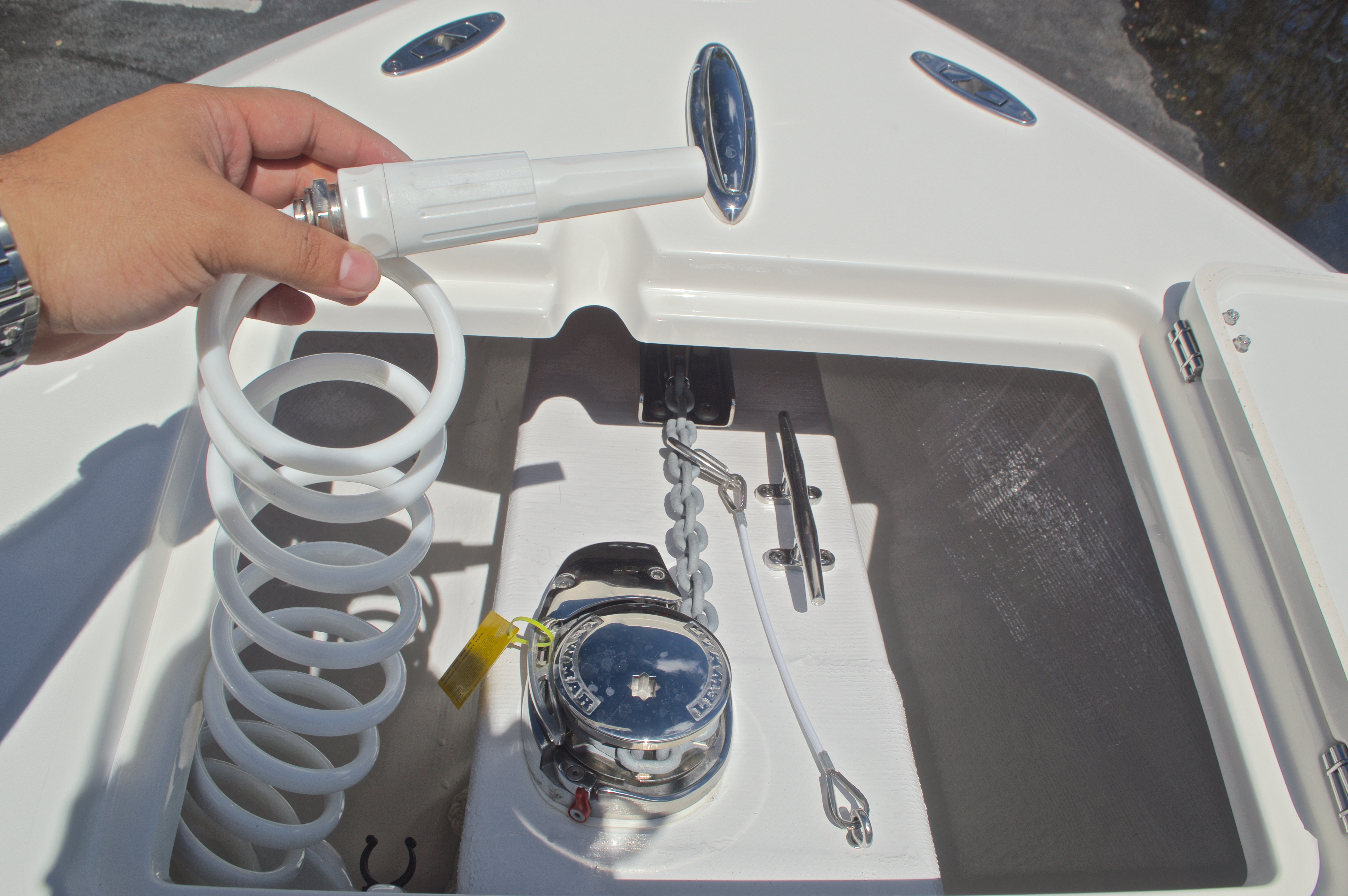 Thumbnail 59 for New 2017 Cobia 237 Center Console boat for sale in West Palm Beach, FL