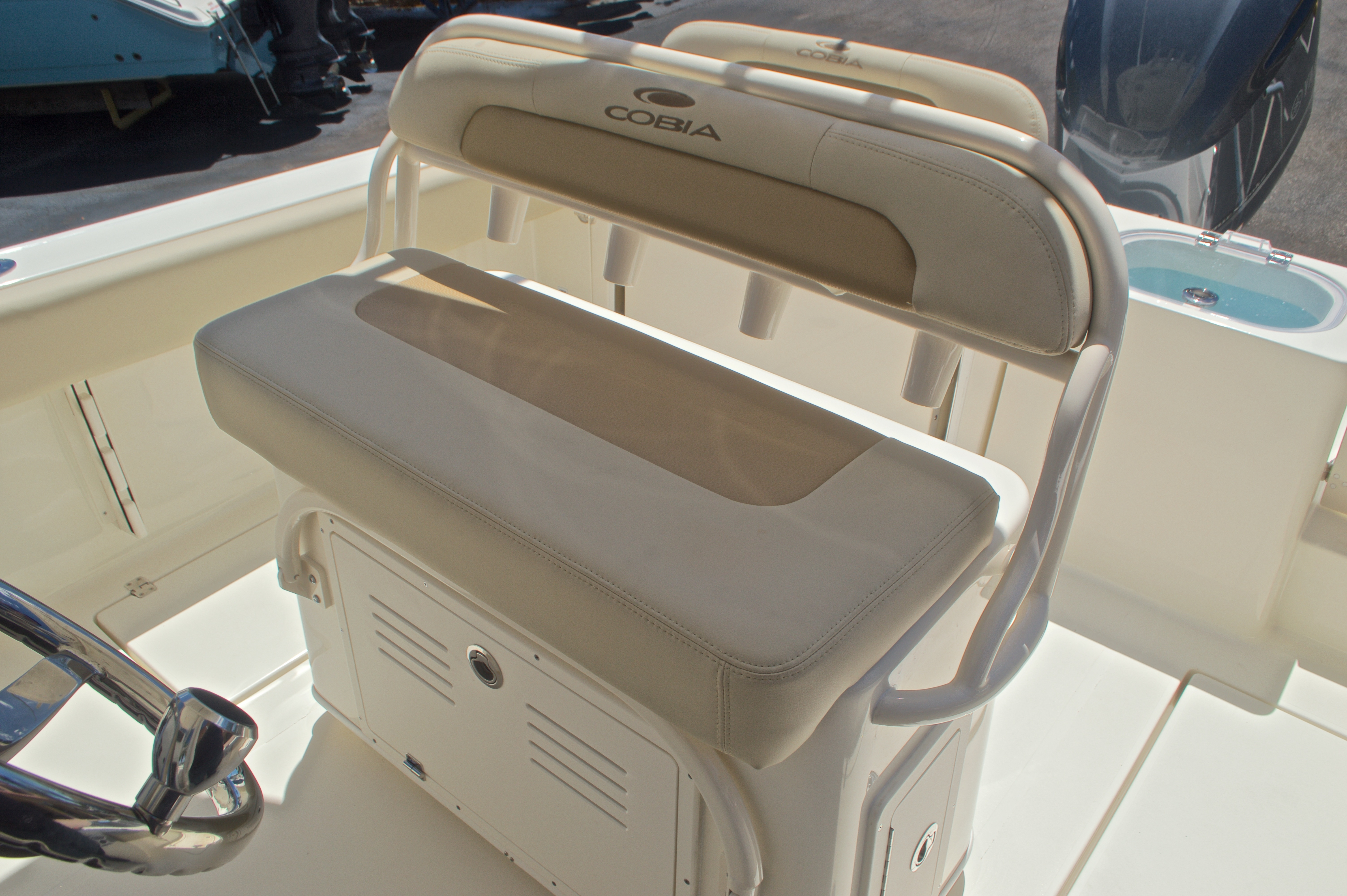 Thumbnail 25 for New 2017 Cobia 237 Center Console boat for sale in West Palm Beach, FL