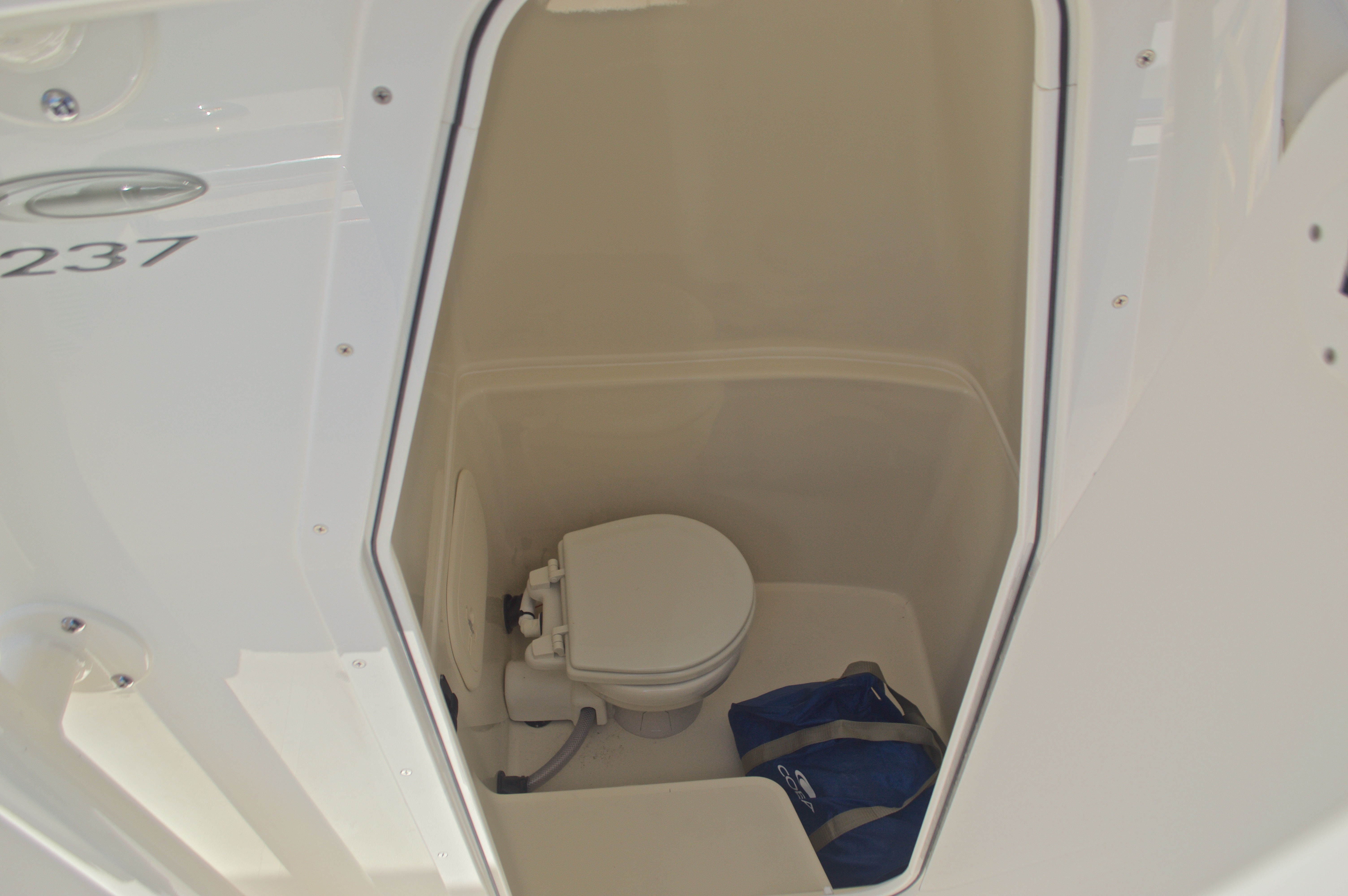 Thumbnail 45 for New 2017 Cobia 237 Center Console boat for sale in West Palm Beach, FL