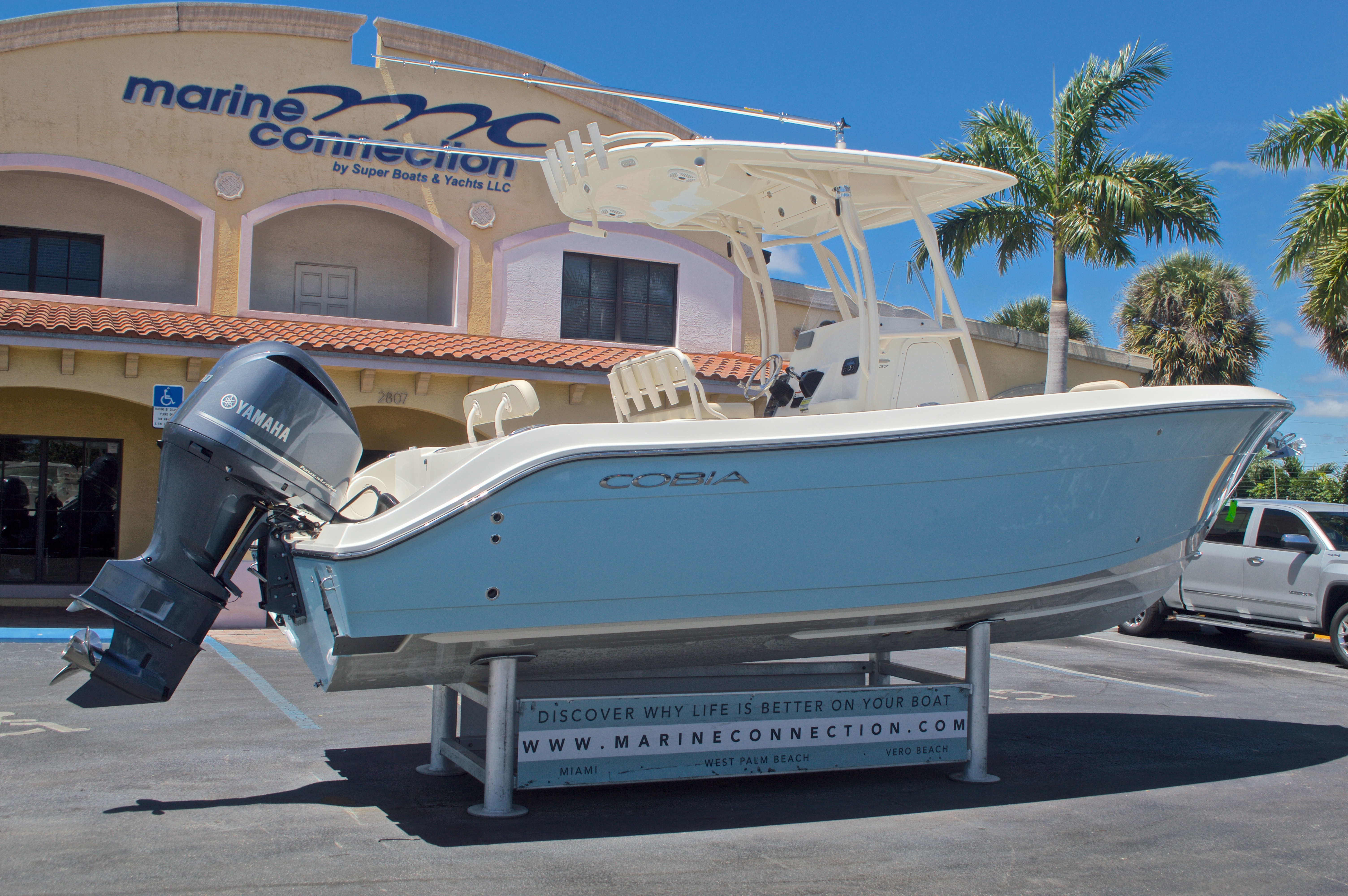 Thumbnail 8 for New 2017 Cobia 237 Center Console boat for sale in West Palm Beach, FL