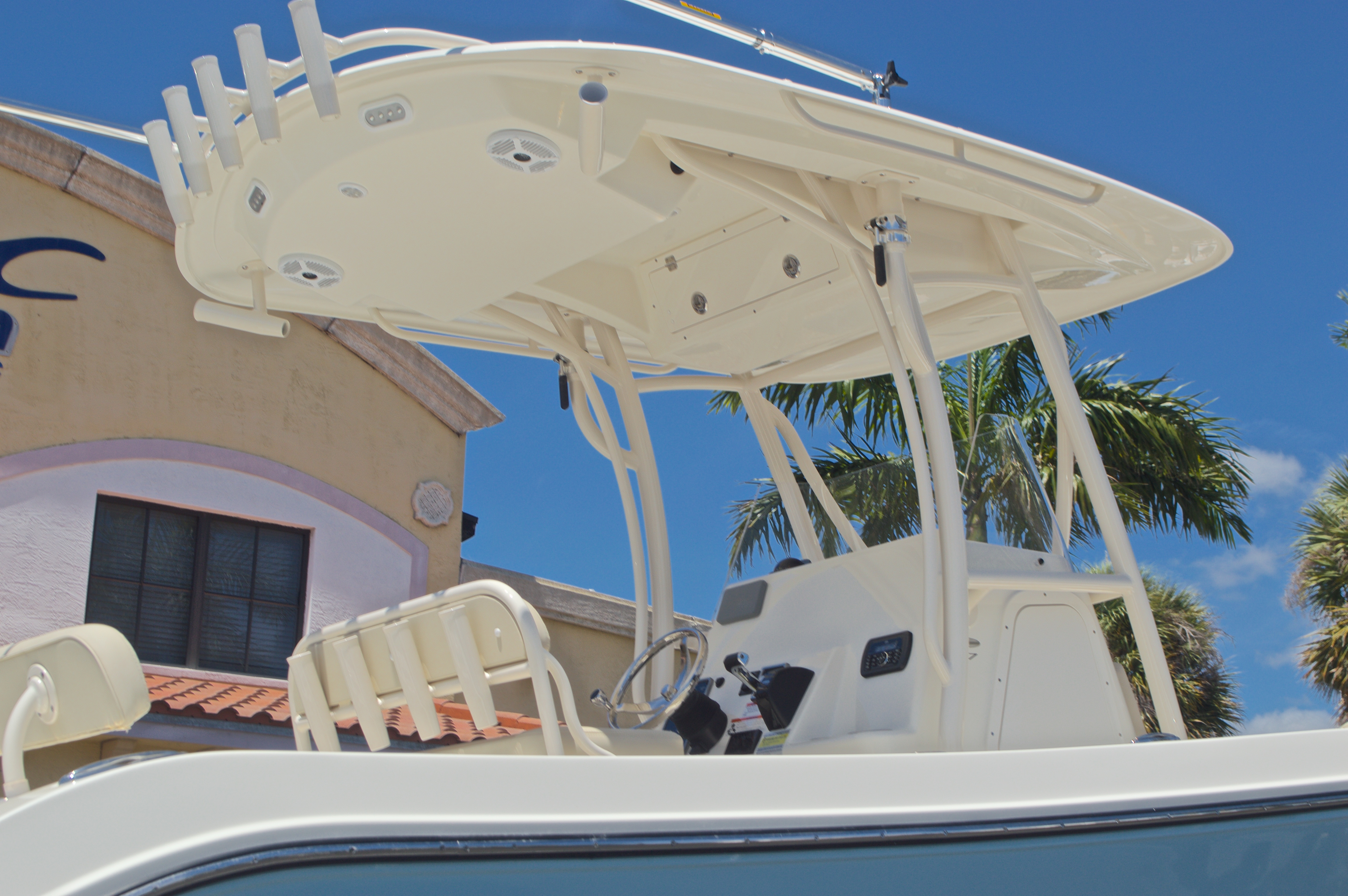 Thumbnail 9 for New 2017 Cobia 237 Center Console boat for sale in West Palm Beach, FL